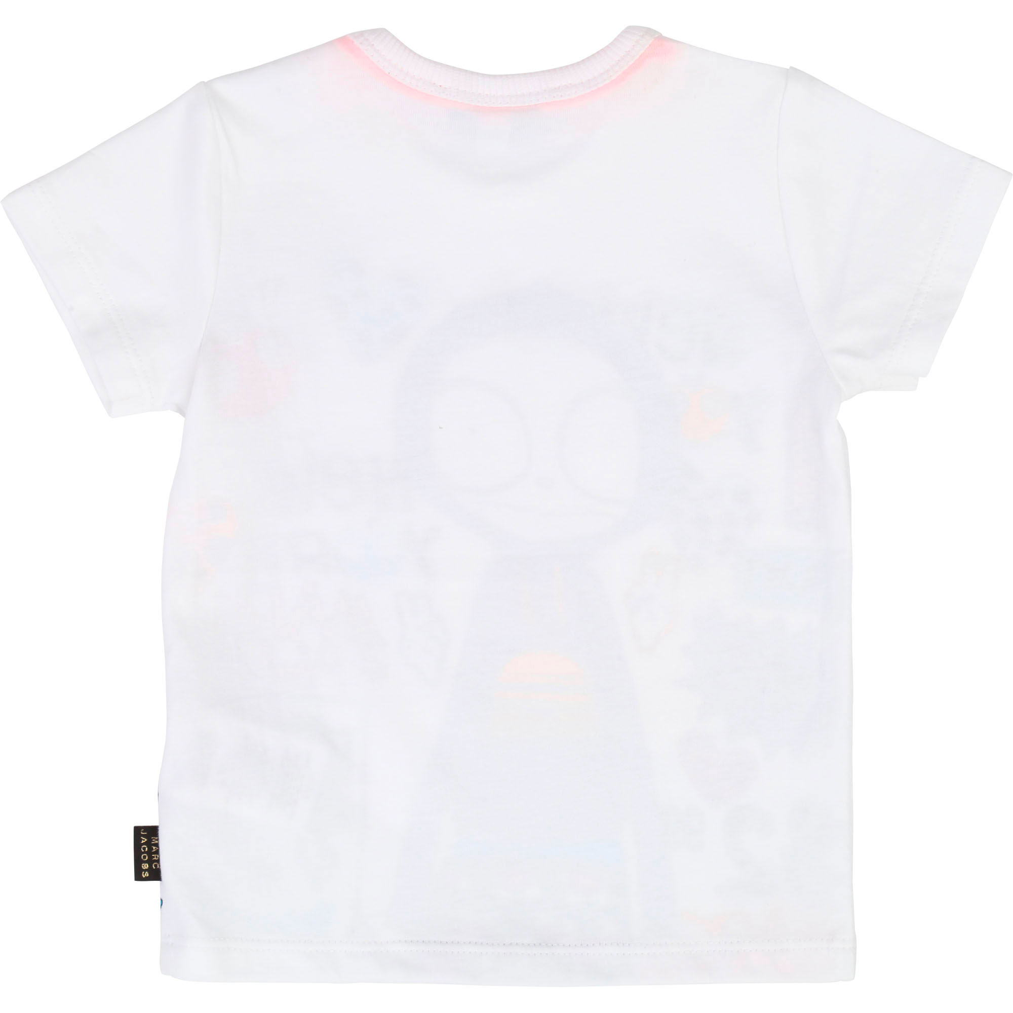 Shoulder-fastening T-shirt THE MARC JACOBS for BOY