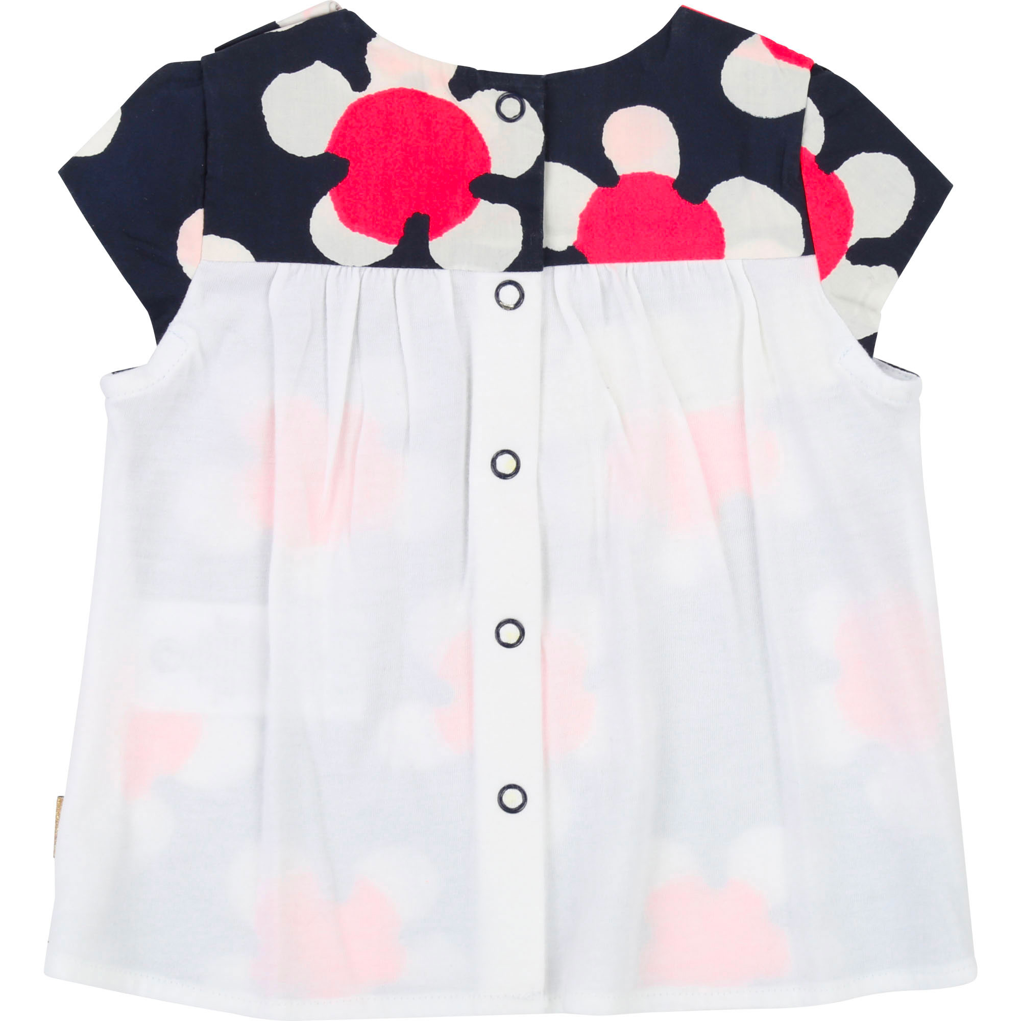 Daisy printed blouse THE MARC JACOBS for GIRL