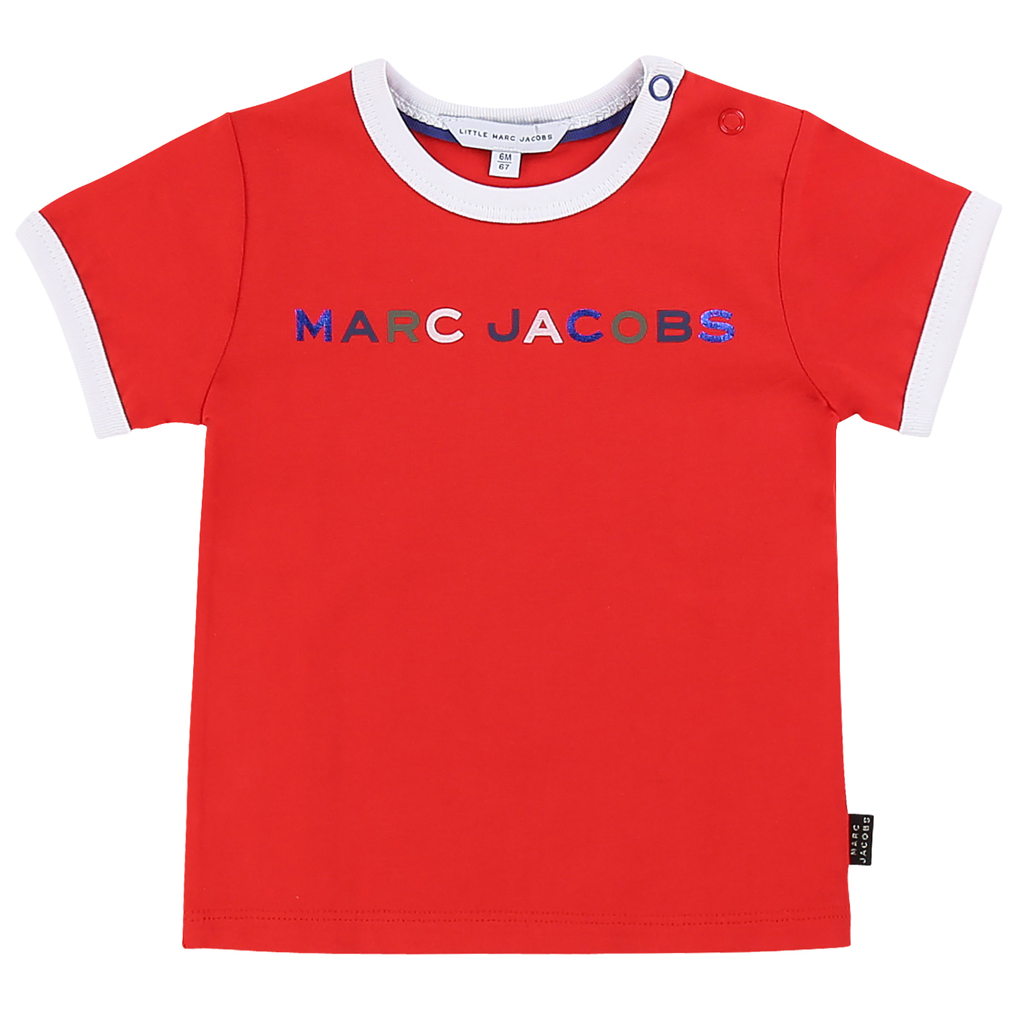 T-shirt multicolor in cotone THE MARC JACOBS Per RAGAZZO