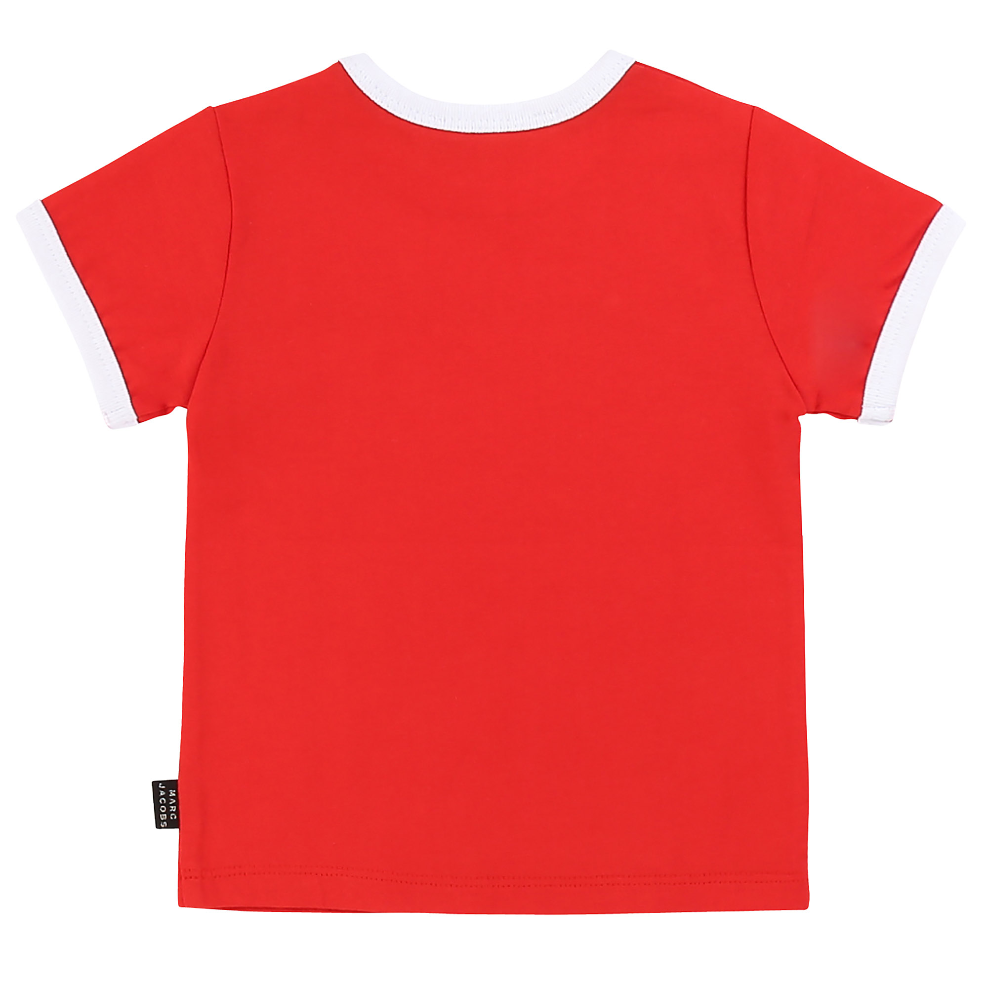 T-shirt en coton multicolore LITTLE MARC JACOBS pour GARCON