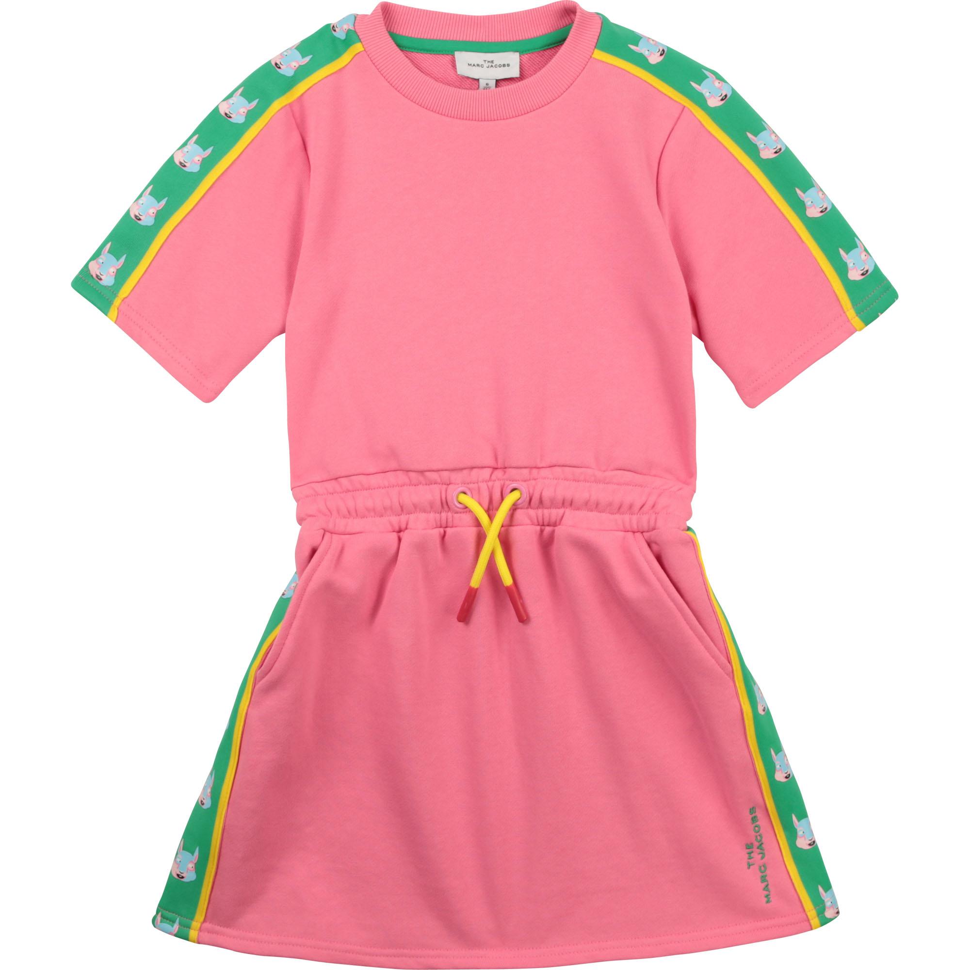Fleece dress THE MARC JACOBS for GIRL