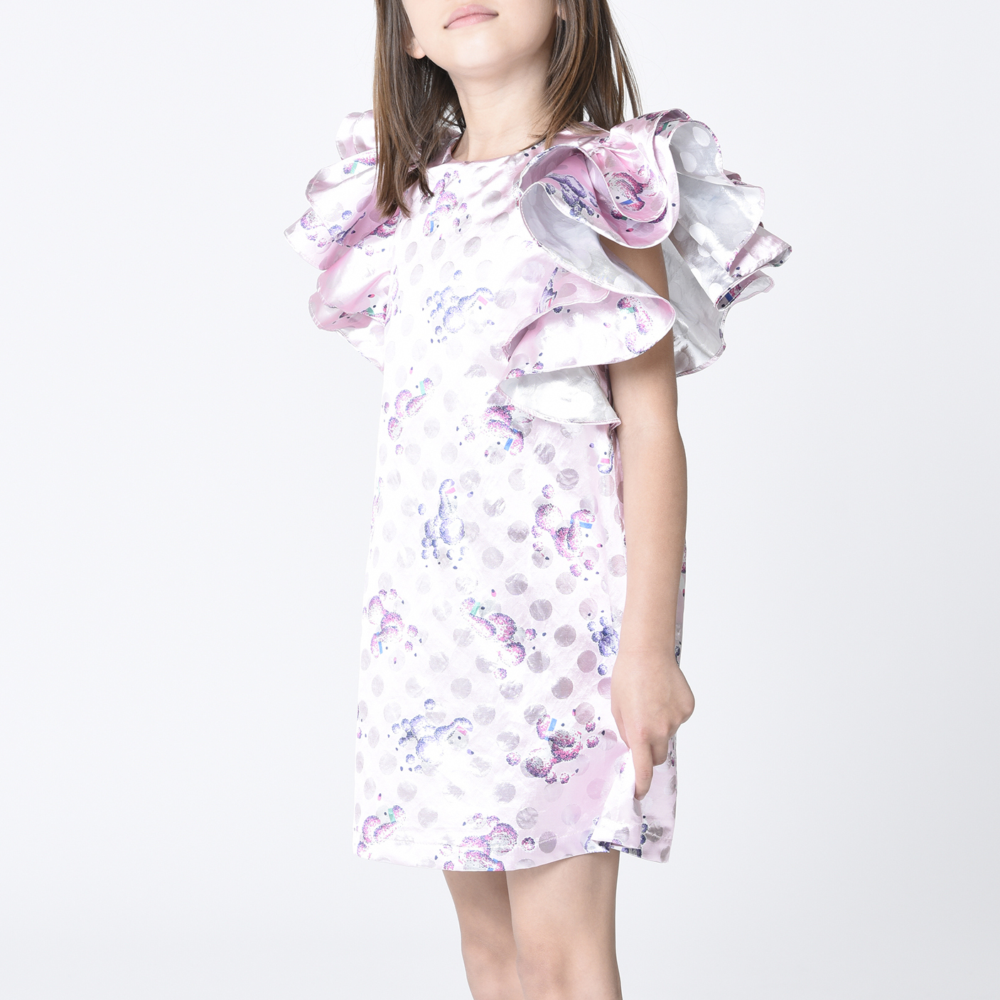 Printed formal dress THE MARC JACOBS for GIRL