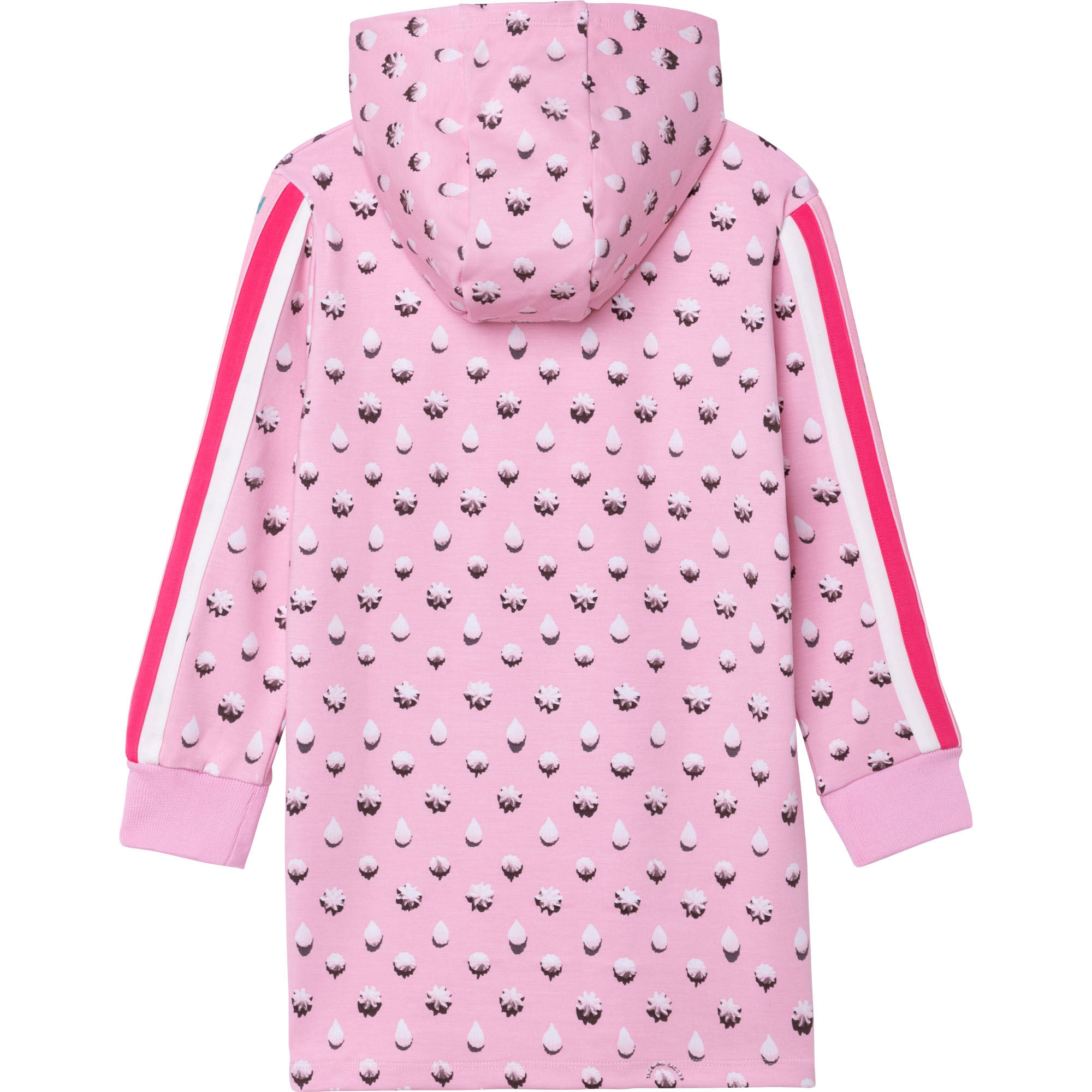 HOODED DRESS THE MARC JACOBS for GIRL