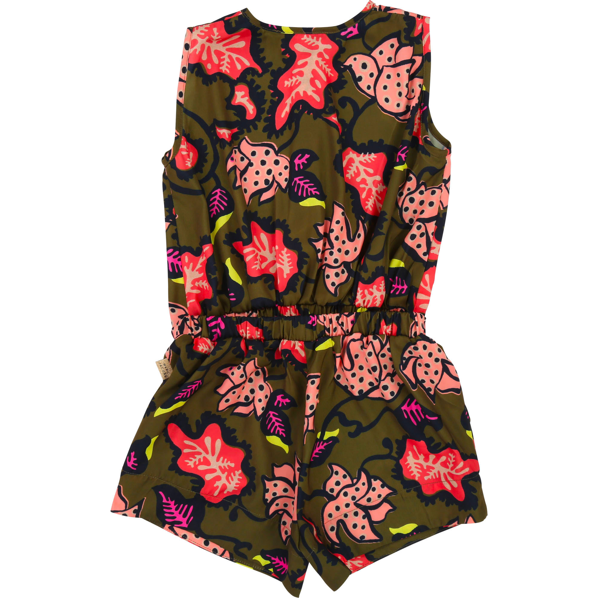 2-in-1 patterned playsuit THE MARC JACOBS for GIRL