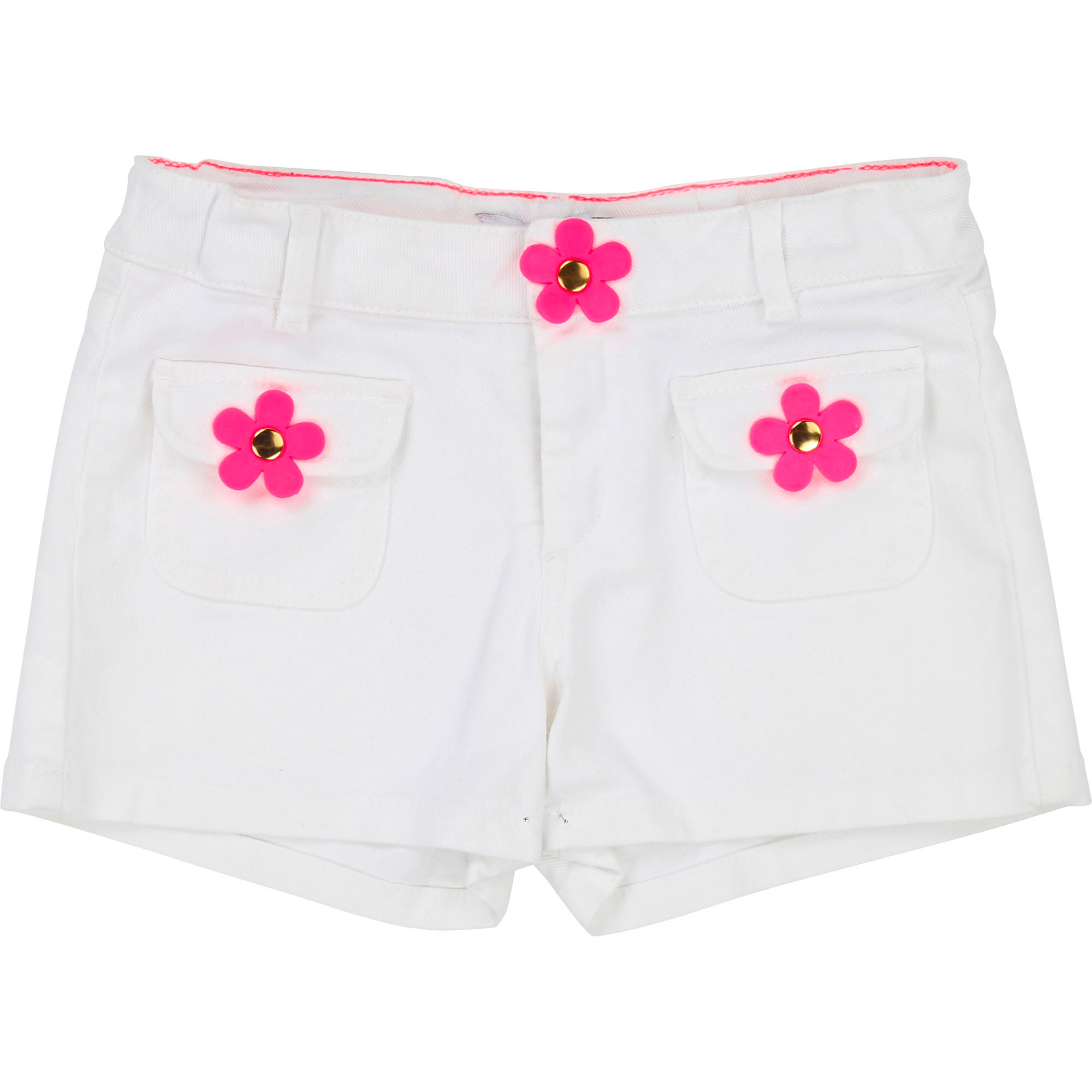 Button flower shorts THE MARC JACOBS for GIRL