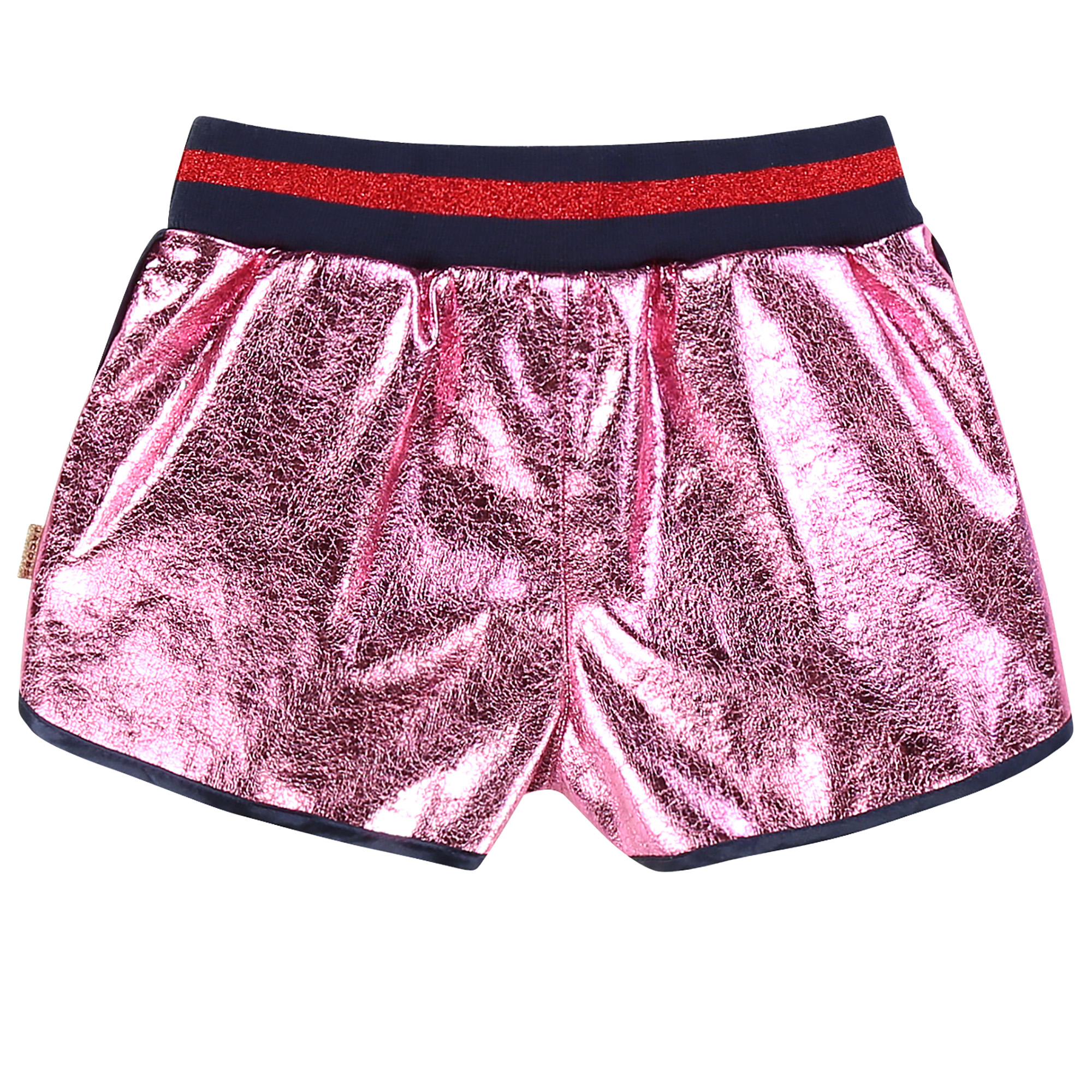 Synthetic leather shorts THE MARC JACOBS for GIRL