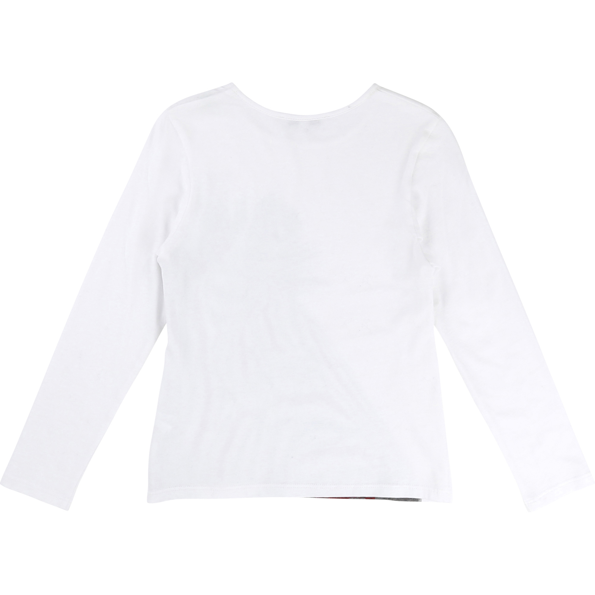 LONG SLEEVE T-SHIRT LITTLE MARC JACOBS for GIRL