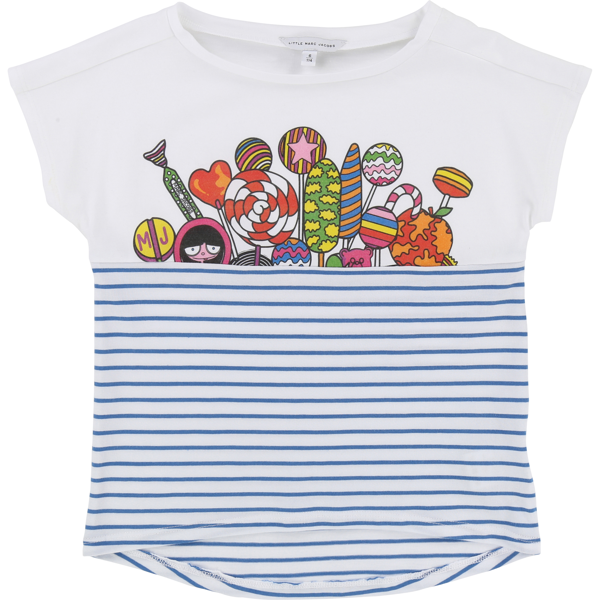 TEE SHIRT THE MARC JACOBS Per BAMBINA