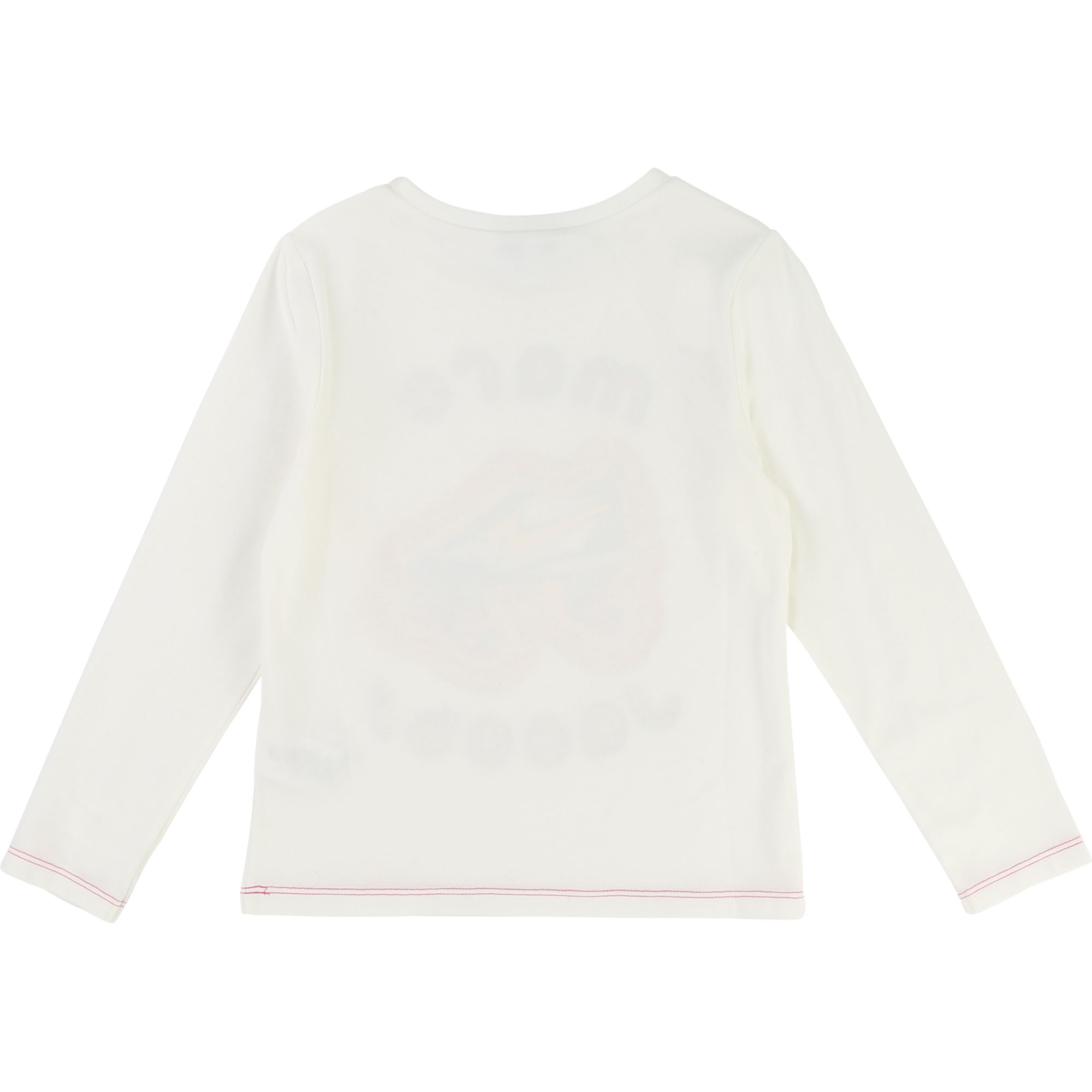 T-shirt illustration fantaisie LITTLE MARC JACOBS pour FILLE