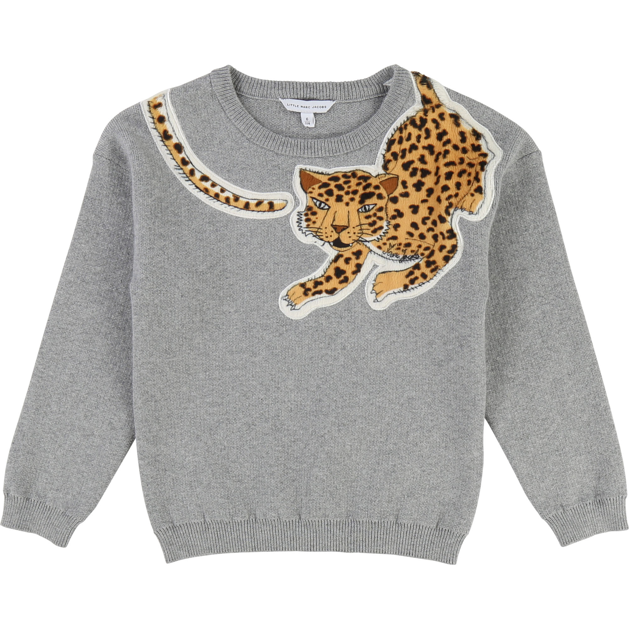 Knit jumper LITTLE MARC JACOBS for GIRL