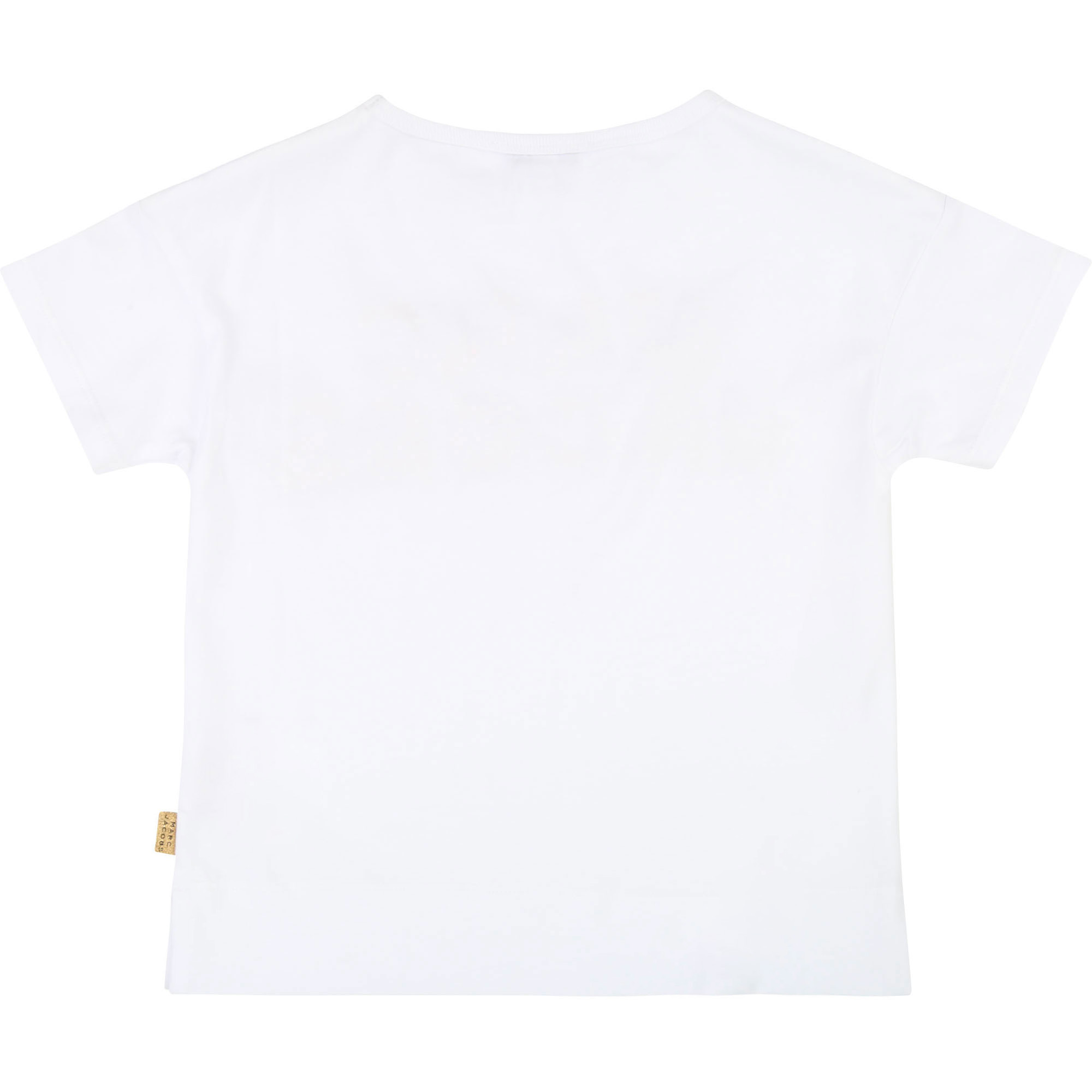 T-shirt logo en perles THE MARC JACOBS pour FILLE
