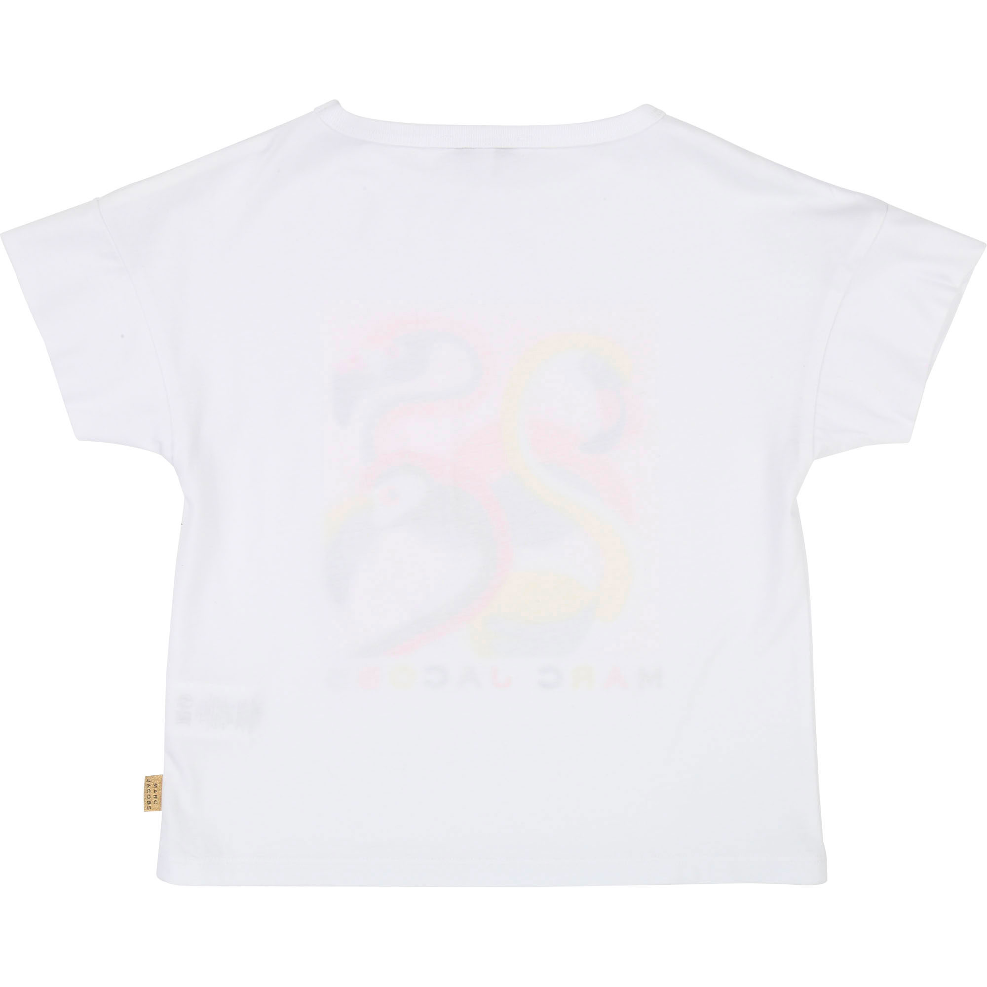 Flamingo T-shirt THE MARC JACOBS for GIRL