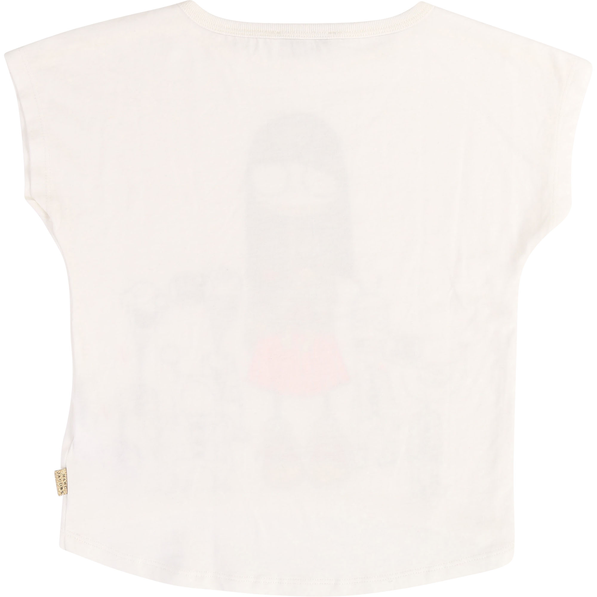 T-shirt in cotton and modal THE MARC JACOBS for GIRL