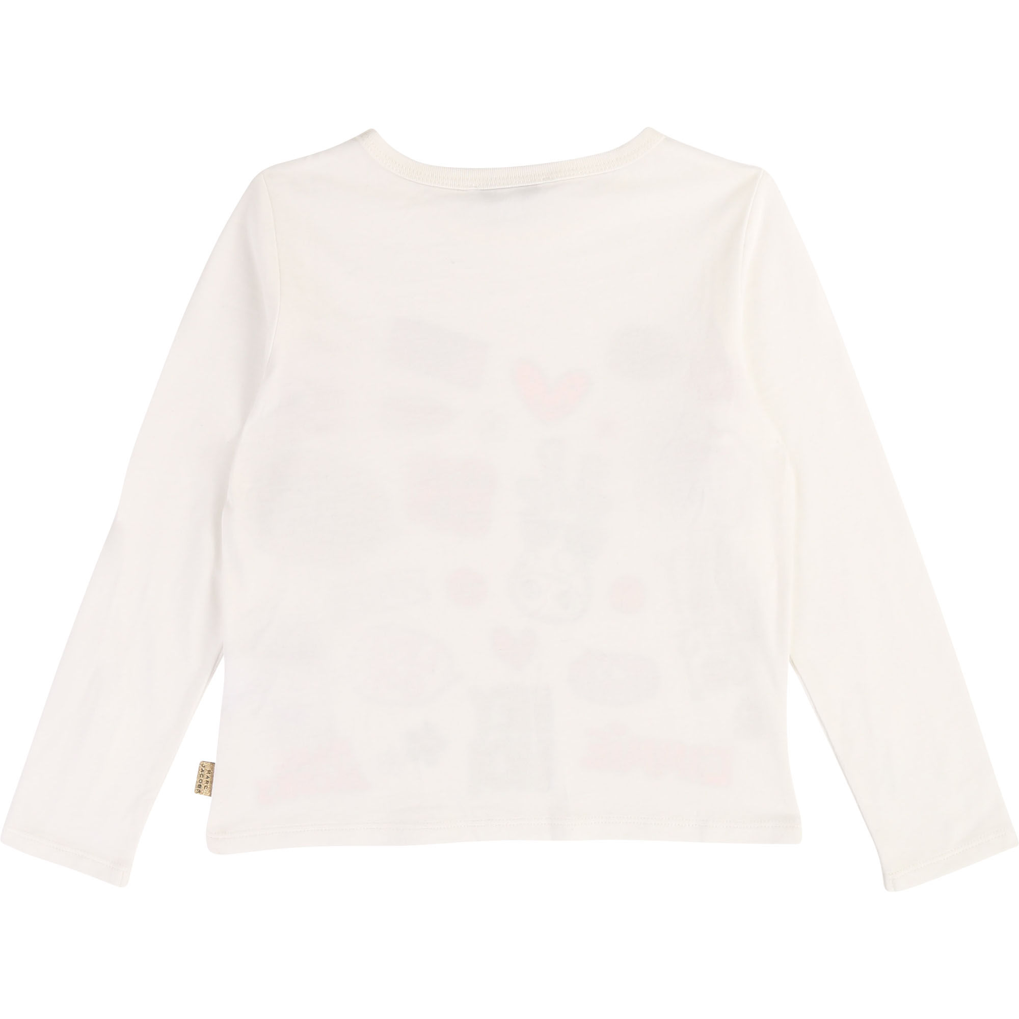 T-shirt jersey imprimé BD THE MARC JACOBS pour FILLE