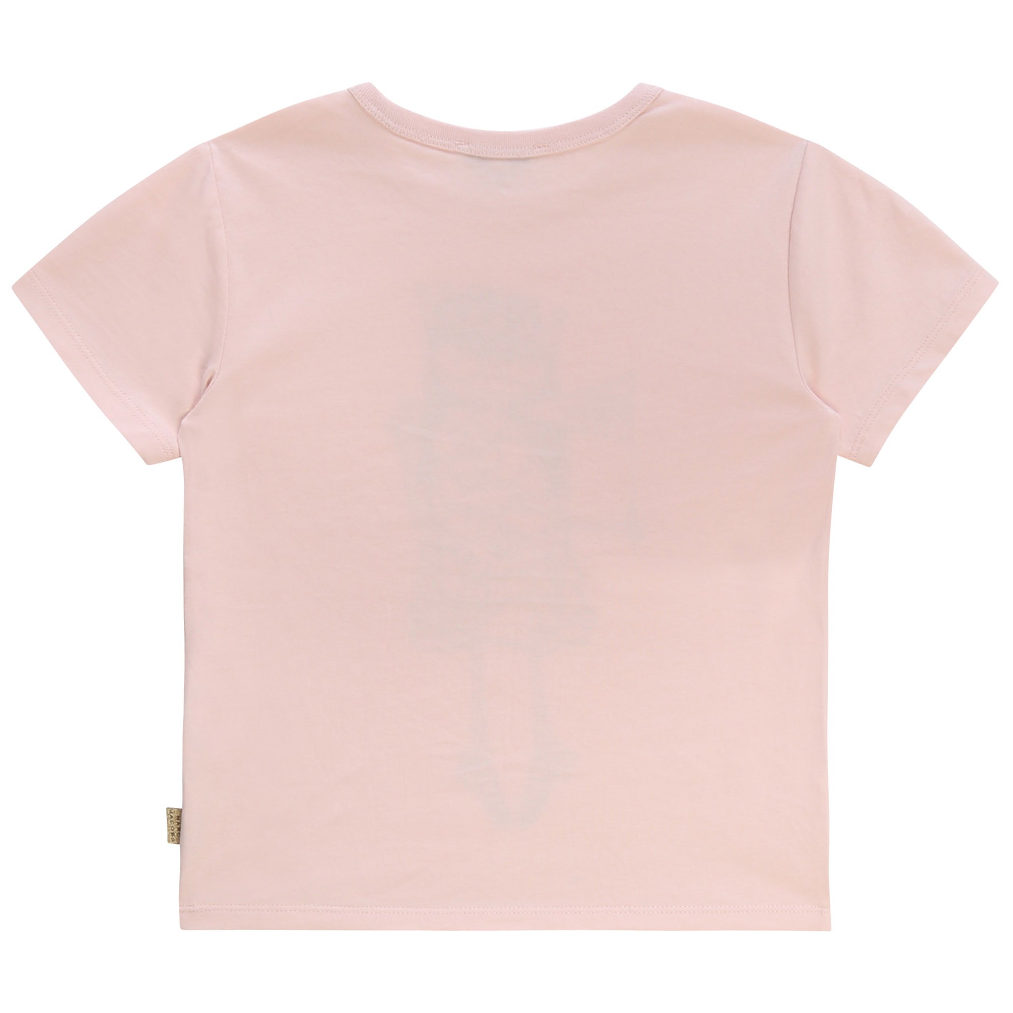 T-shirt in jersey di cotone THE MARC JACOBS Per BAMBINA