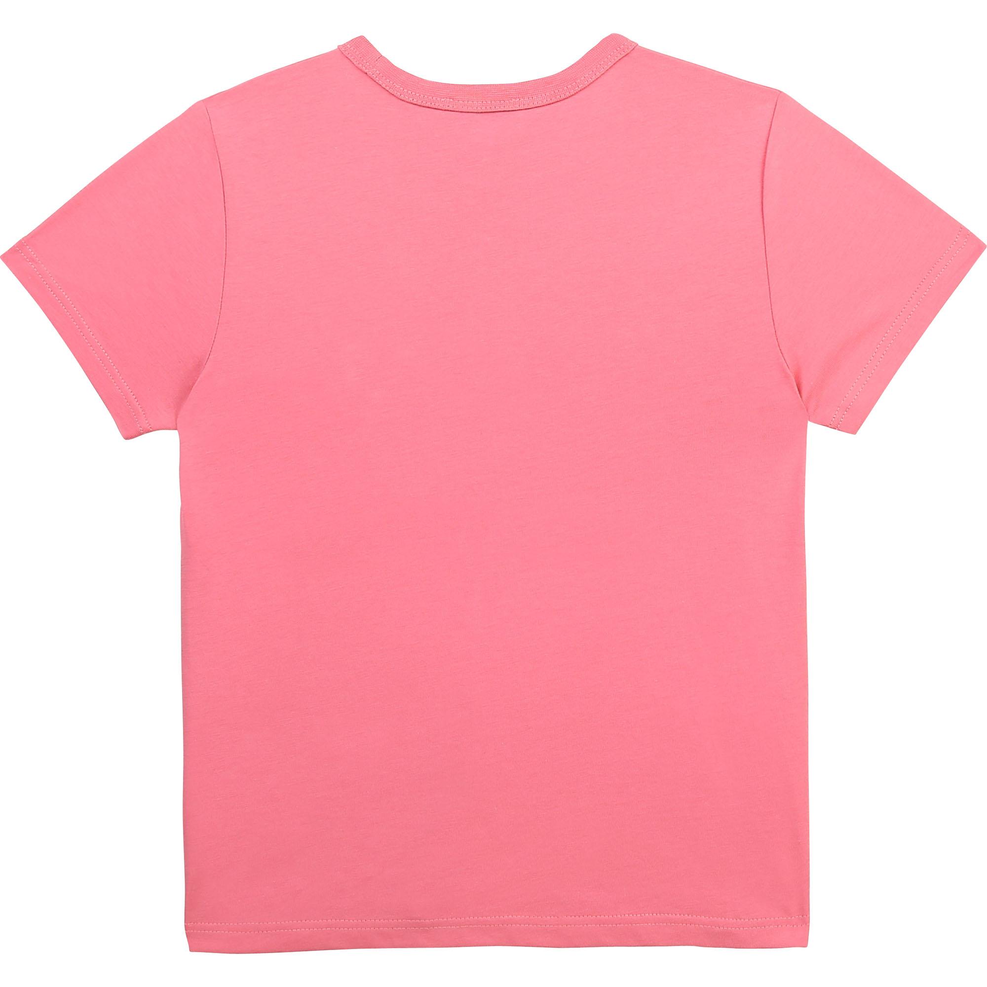 T-shirt à manches courtes THE MARC JACOBS pour FILLE