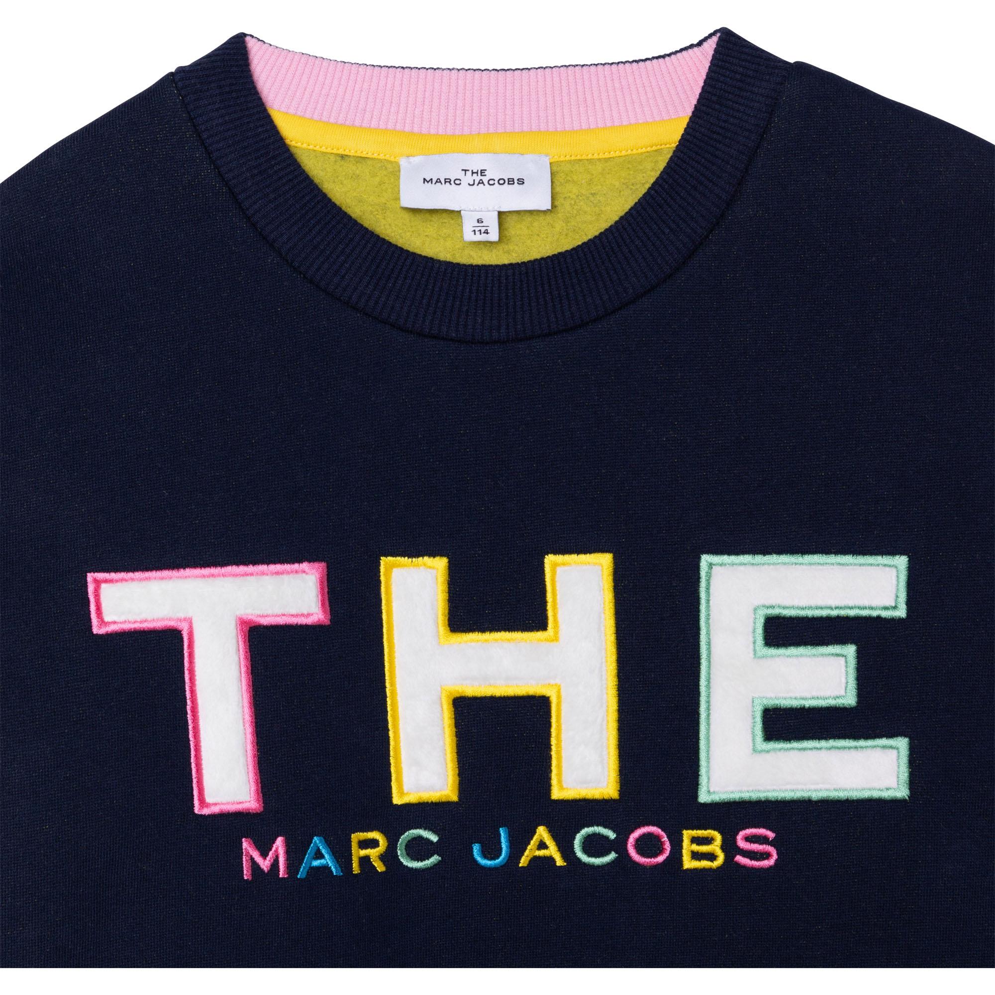 SWEATSHIRT THE MARC JACOBS for GIRL