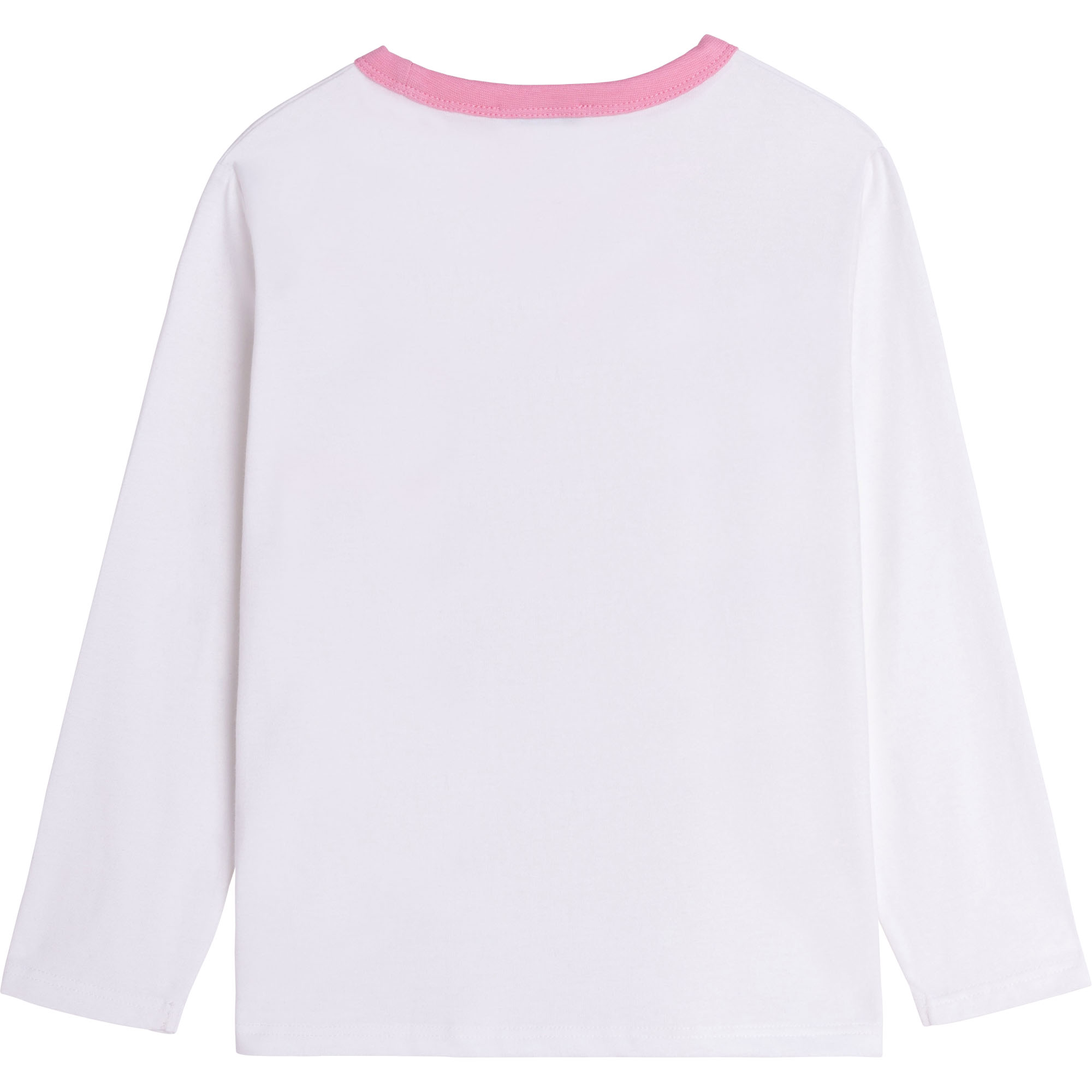 LONG SLEEVE T-SHIRT THE MARC JACOBS for GIRL