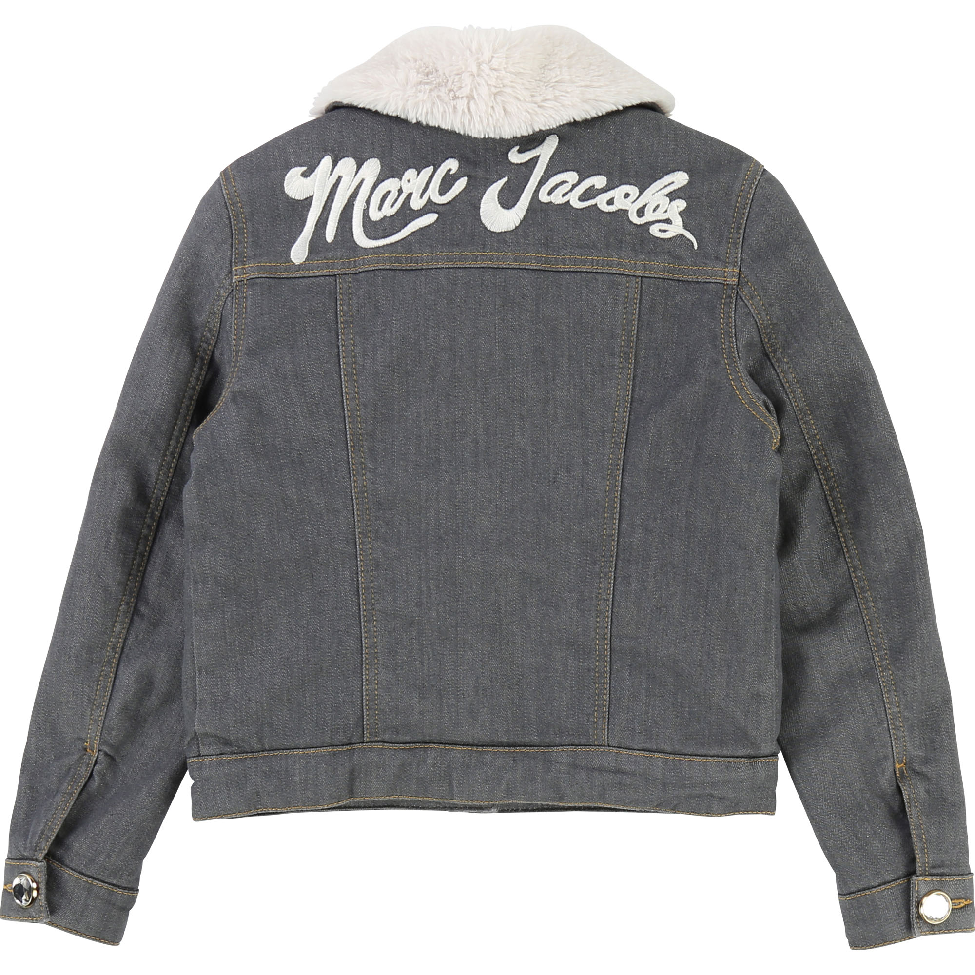 Veste denim LITTLE MARC JACOBS pour FILLE