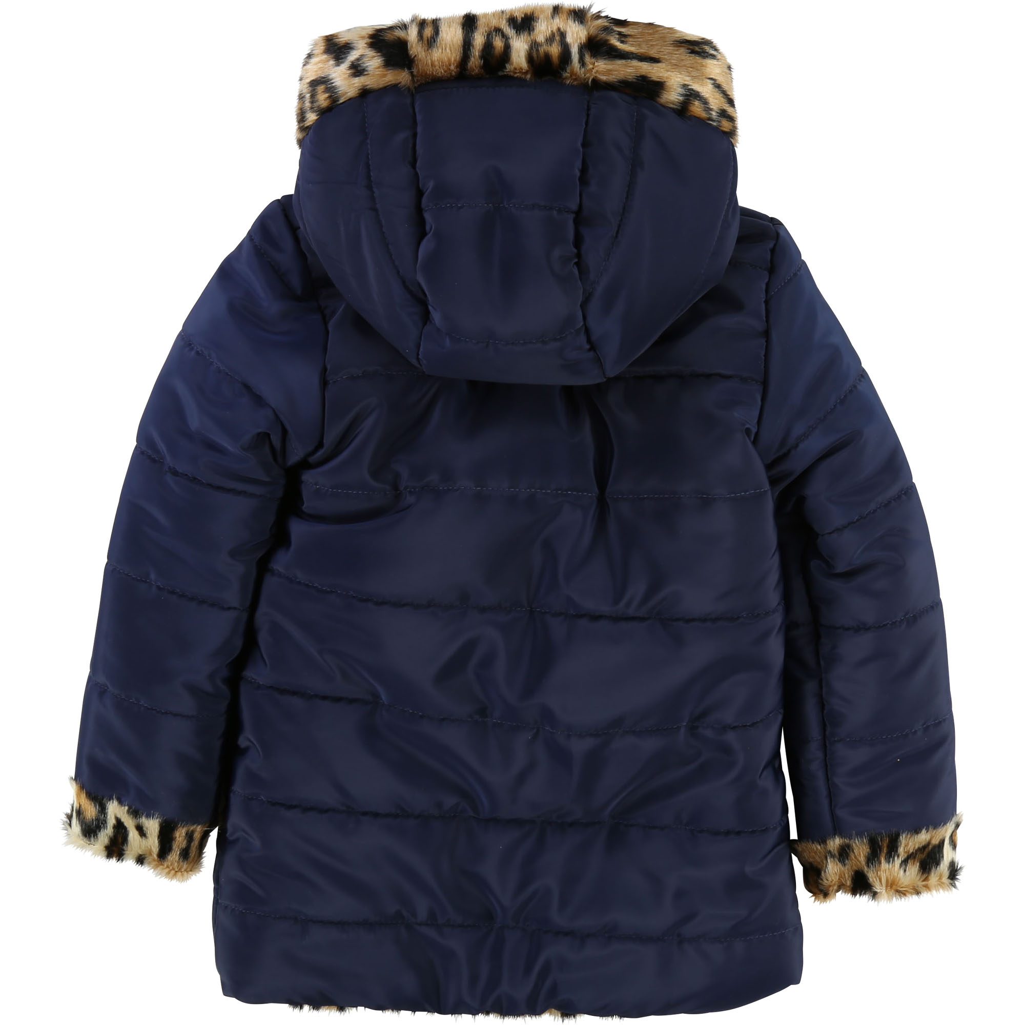 Reversible winter jacket LITTLE MARC JACOBS for GIRL