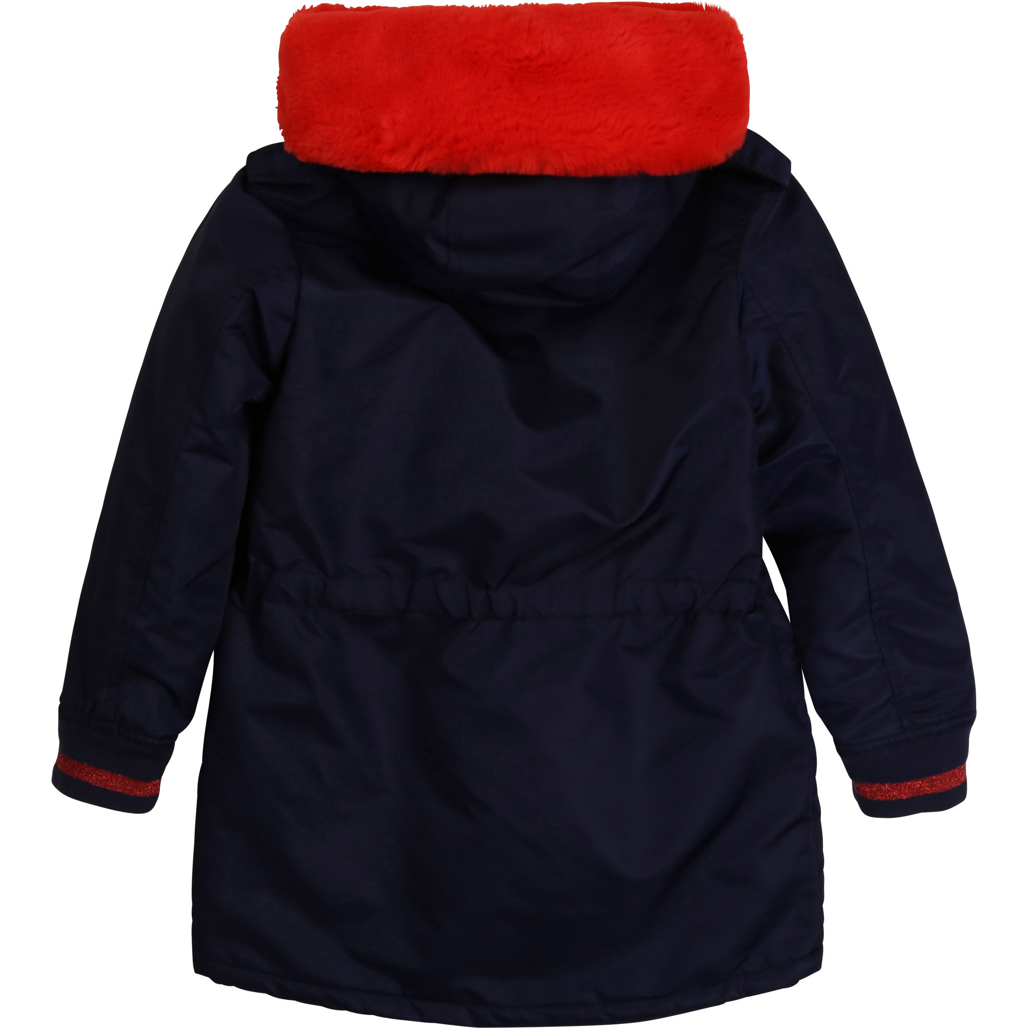 Waterproof gabardine parka THE MARC JACOBS for GIRL