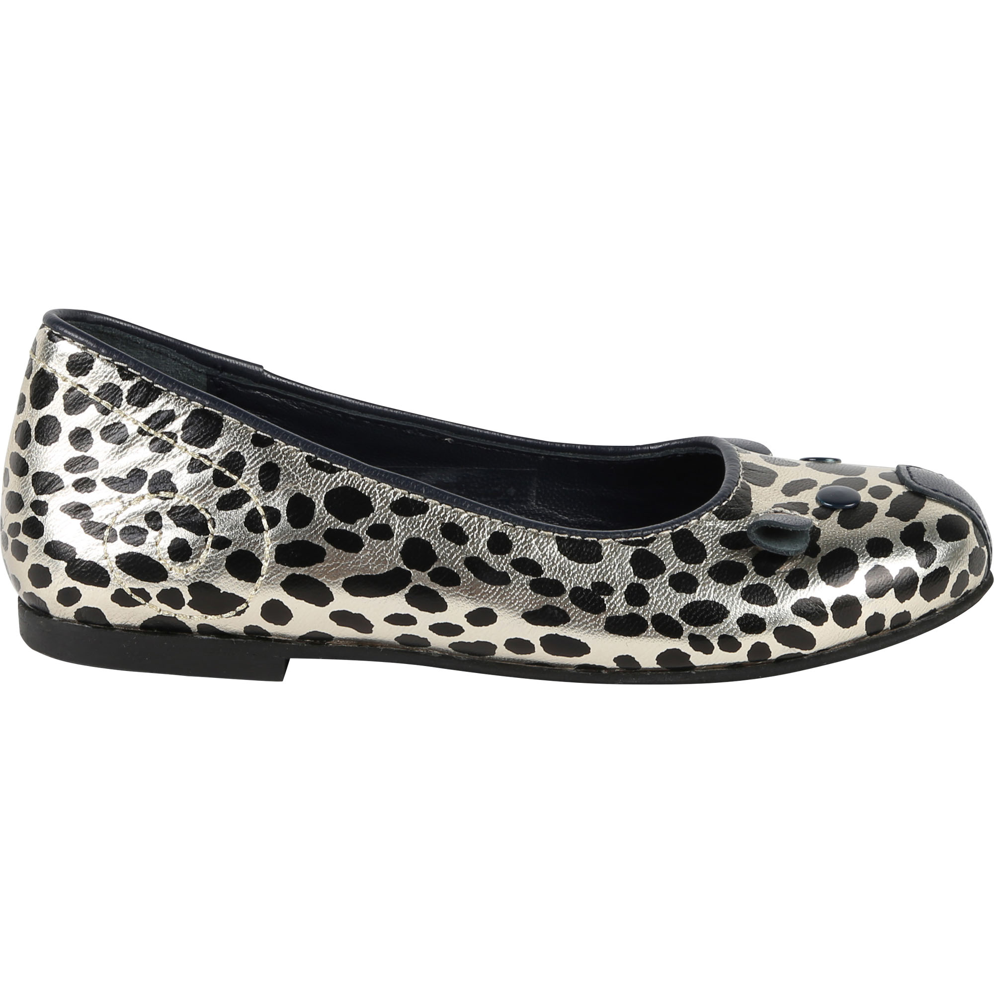 Leopard print ballet flats LITTLE MARC JACOBS for GIRL