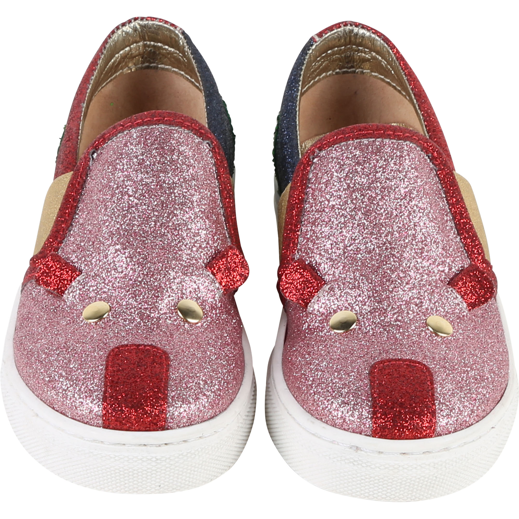 Sequined trainers THE MARC JACOBS for GIRL