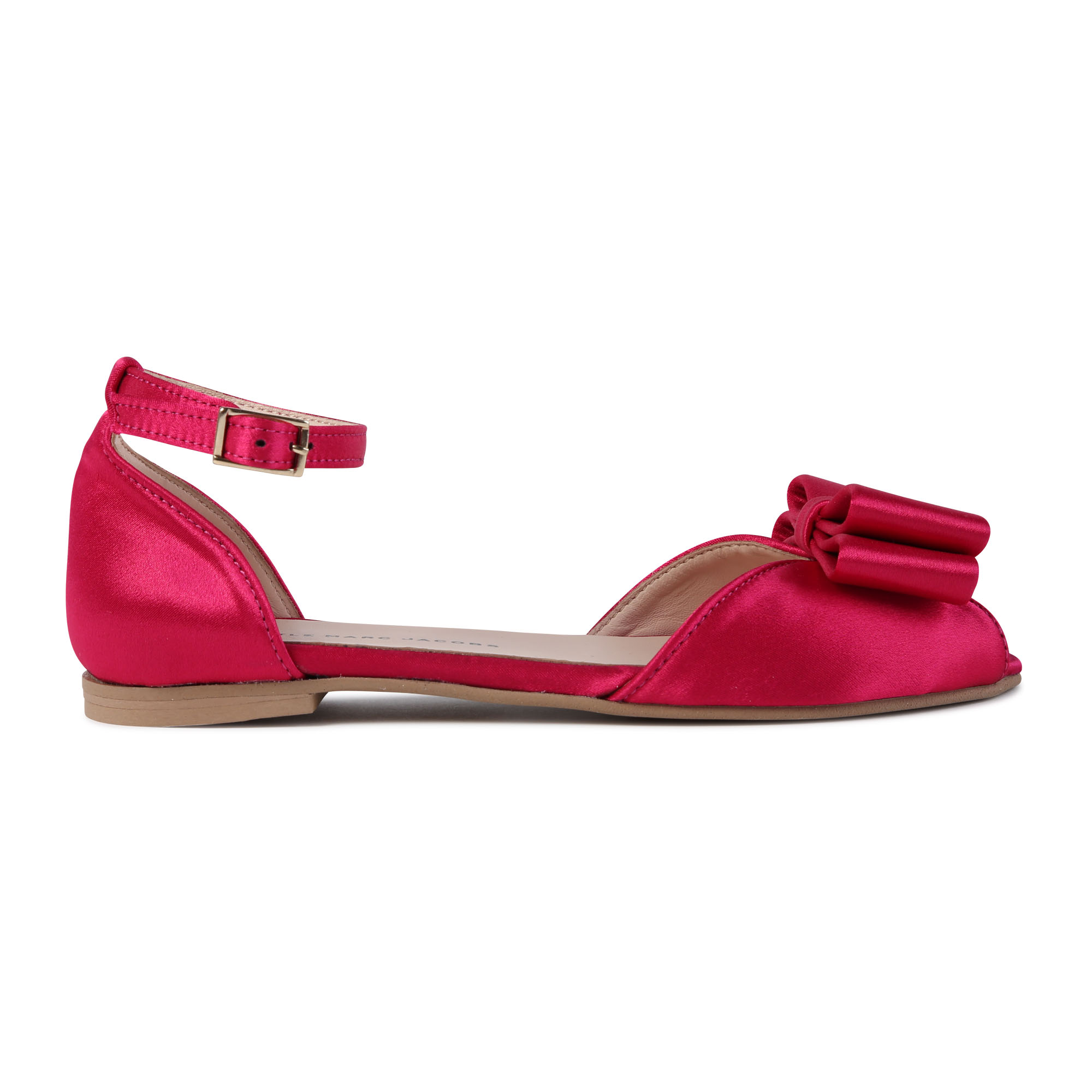 Ballerines en satin THE MARC JACOBS pour FILLE