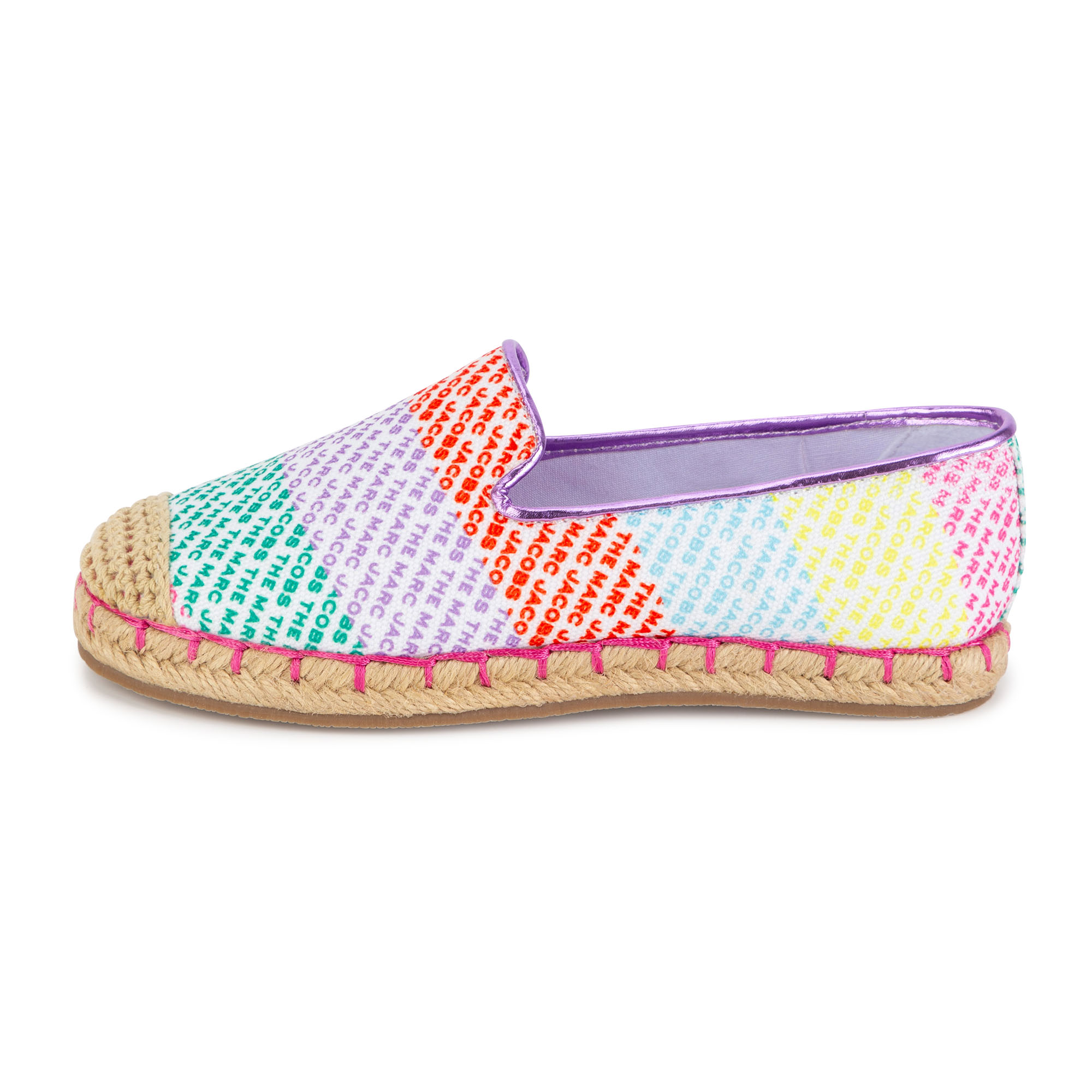 Multicolored espadrilles THE MARC JACOBS for GIRL