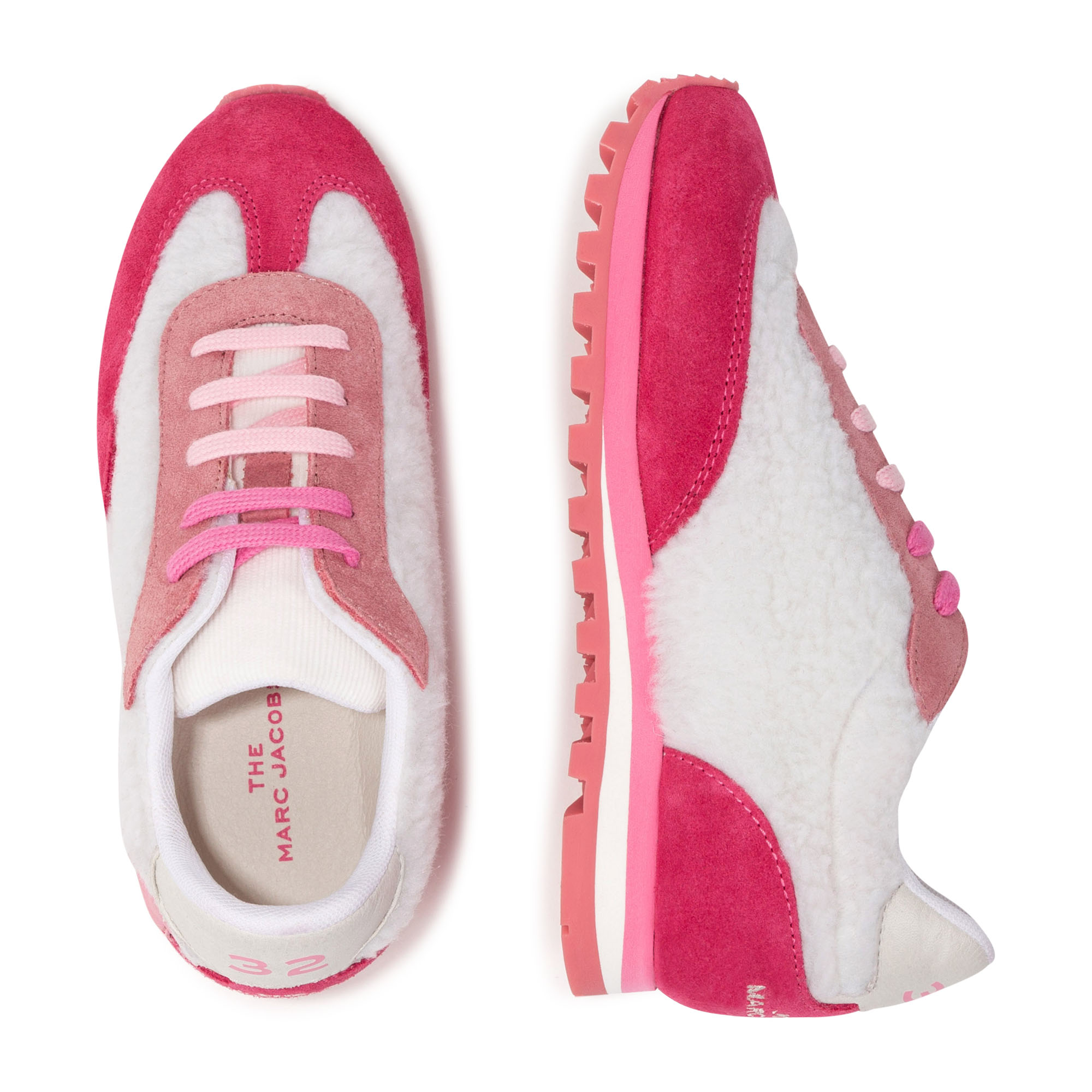 TRAINERS THE MARC JACOBS for GIRL