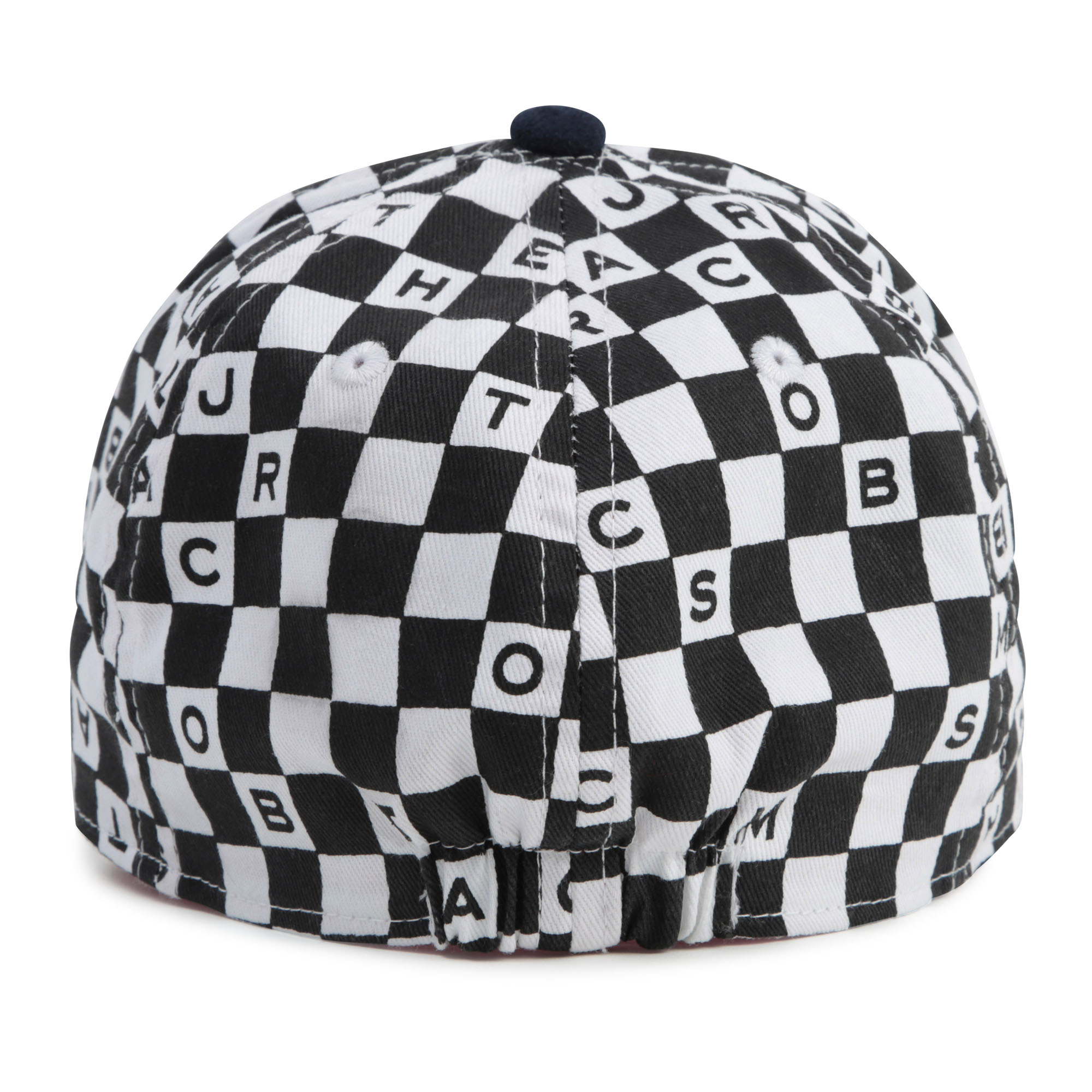 Gorra bimateria estampada THE MARC JACOBS para NIÑO