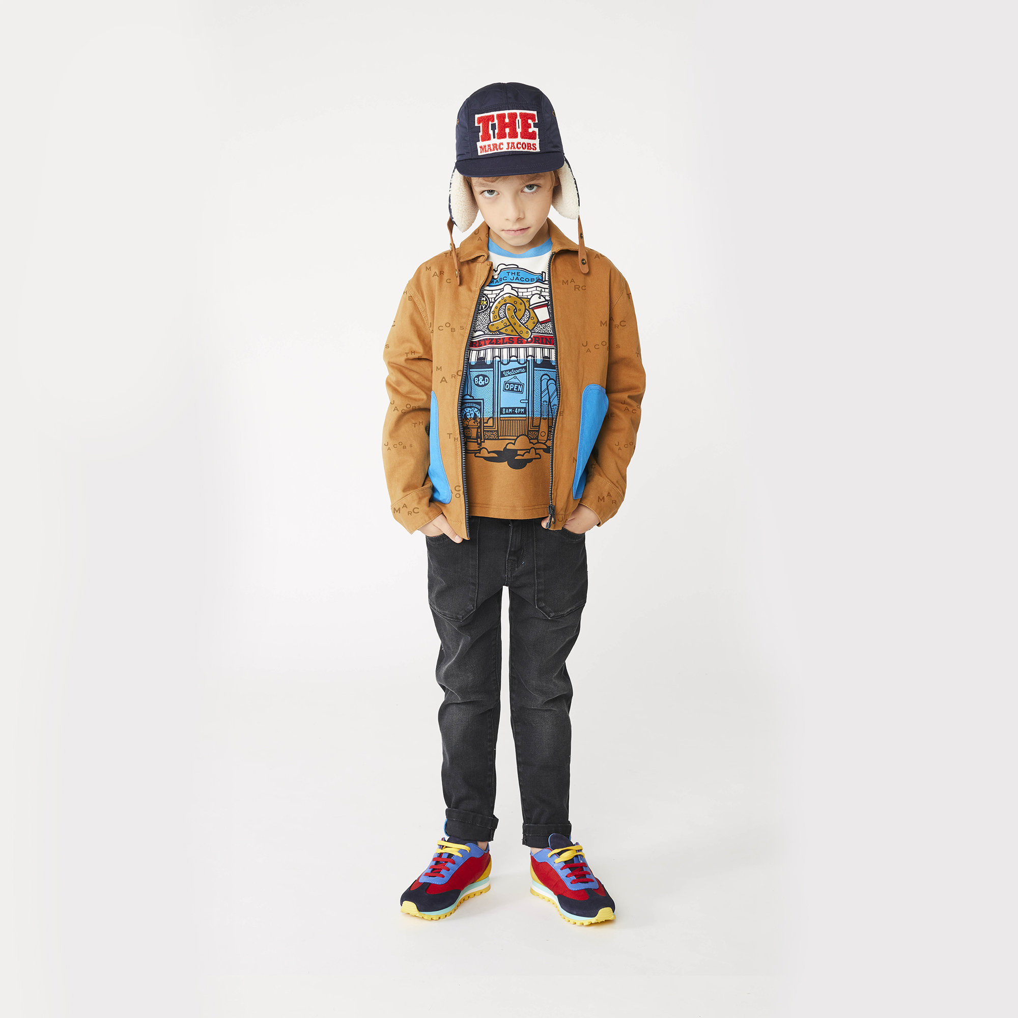 Chapka THE MARC JACOBS for BOY