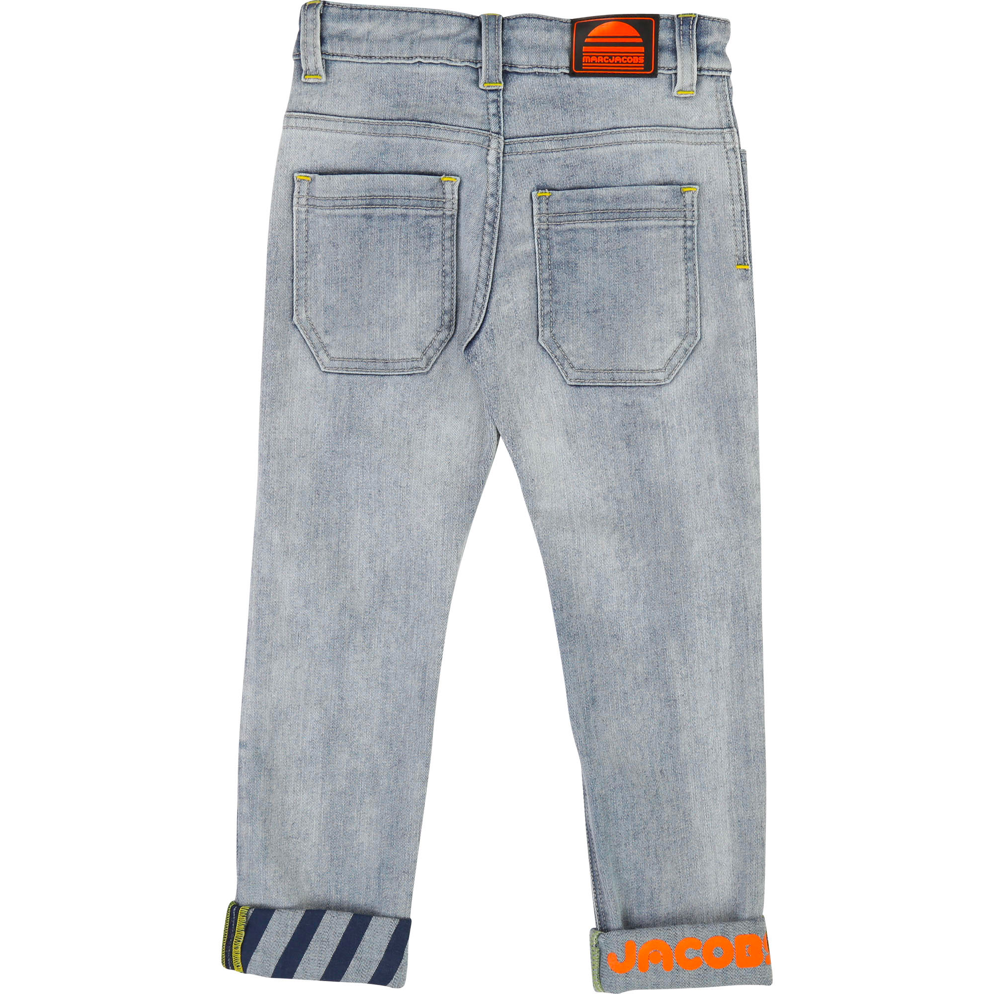 PANTALON DENIM THE MARC JACOBS pour GARCON