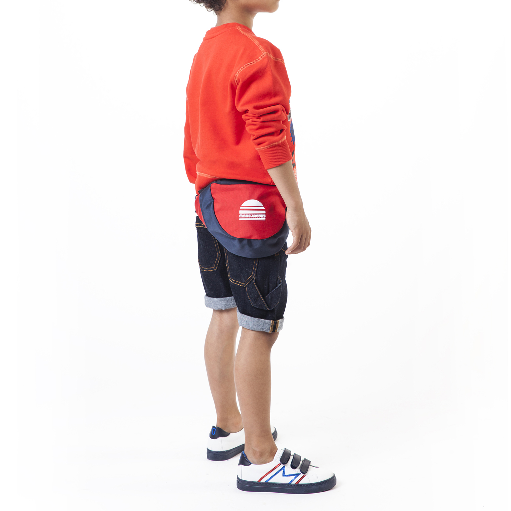 Denim bermuda shorts THE MARC JACOBS for BOY