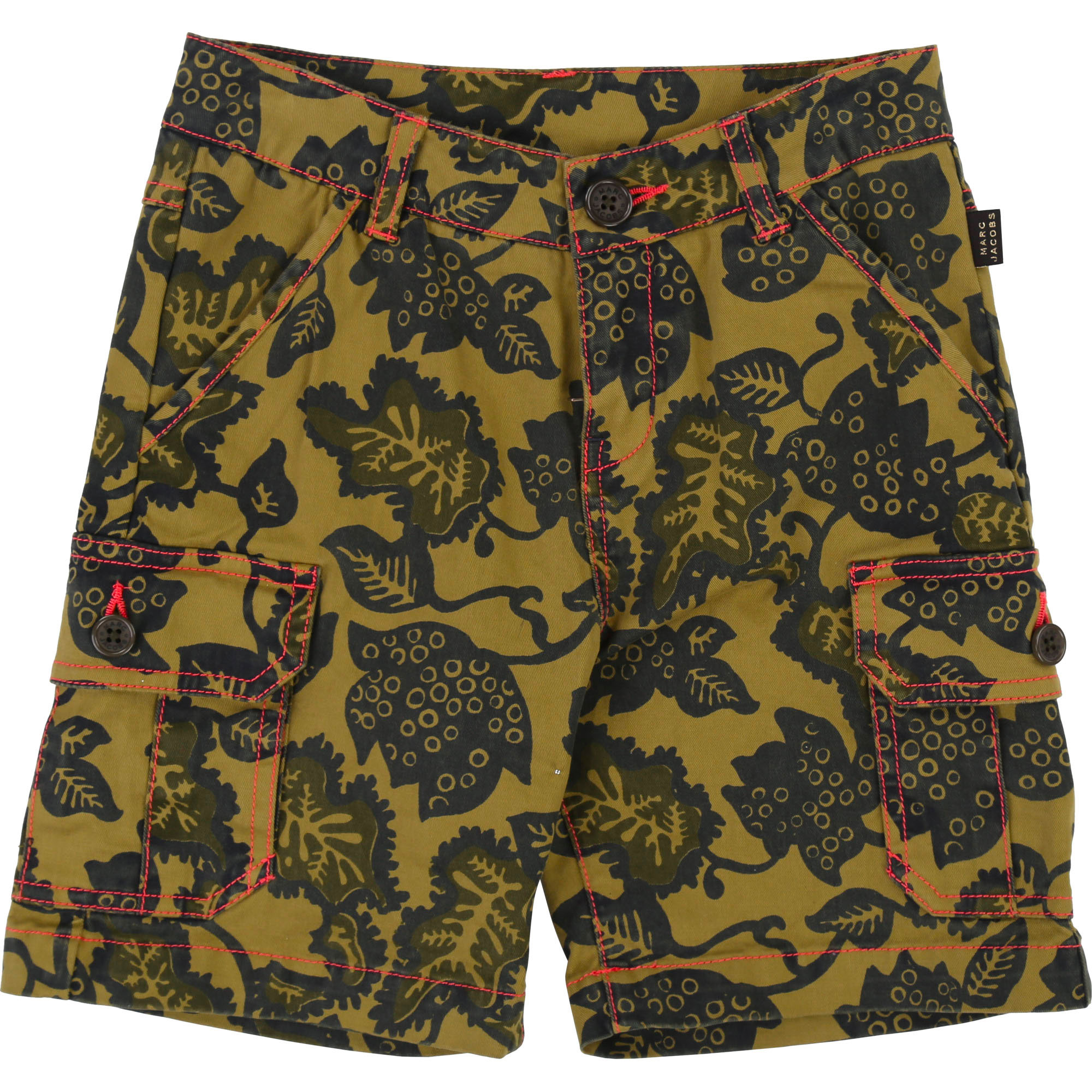 Bermudas con estampado vegetal LITTLE MARC JACOBS para NIÑO