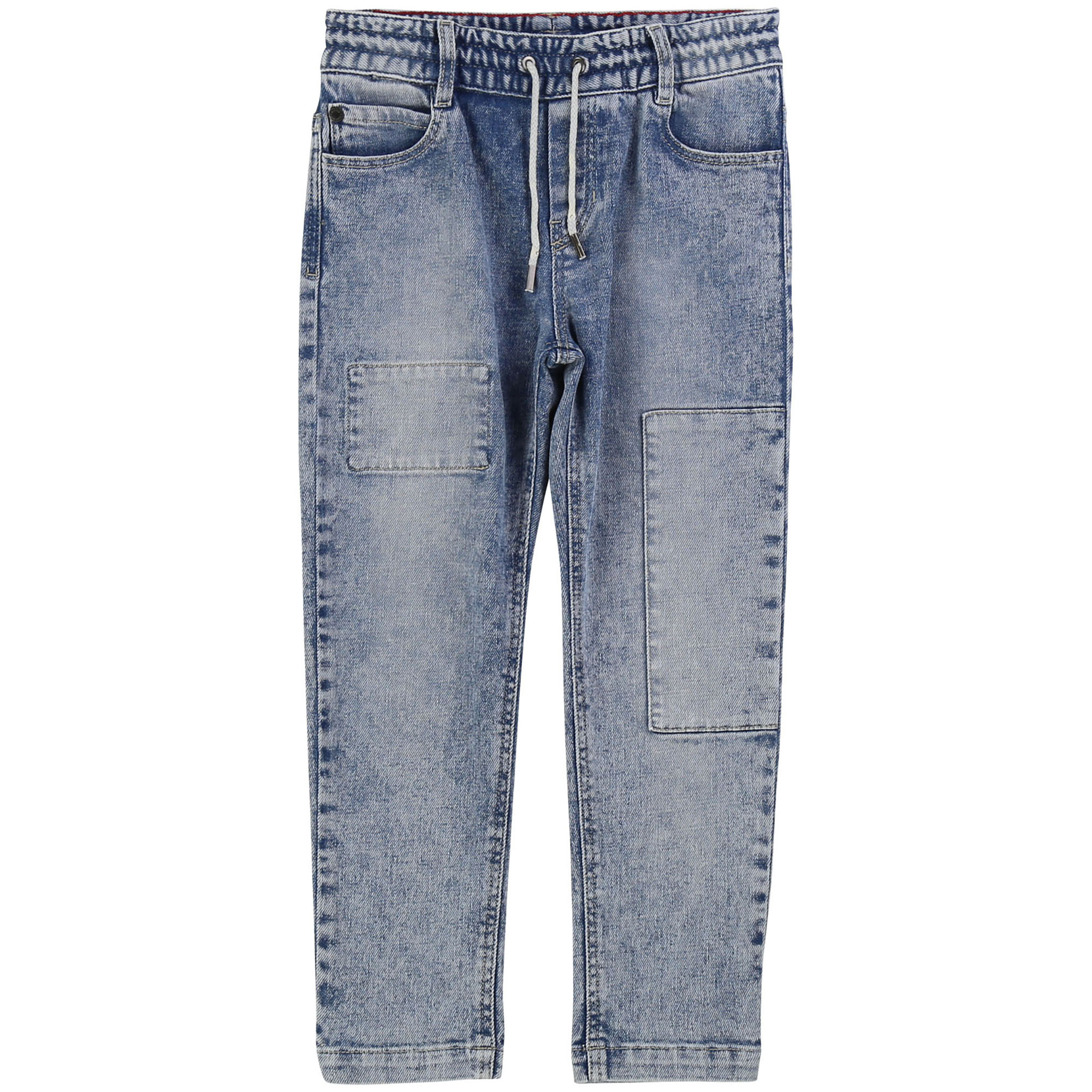 Loose-fitting denim trousers THE MARC JACOBS for BOY