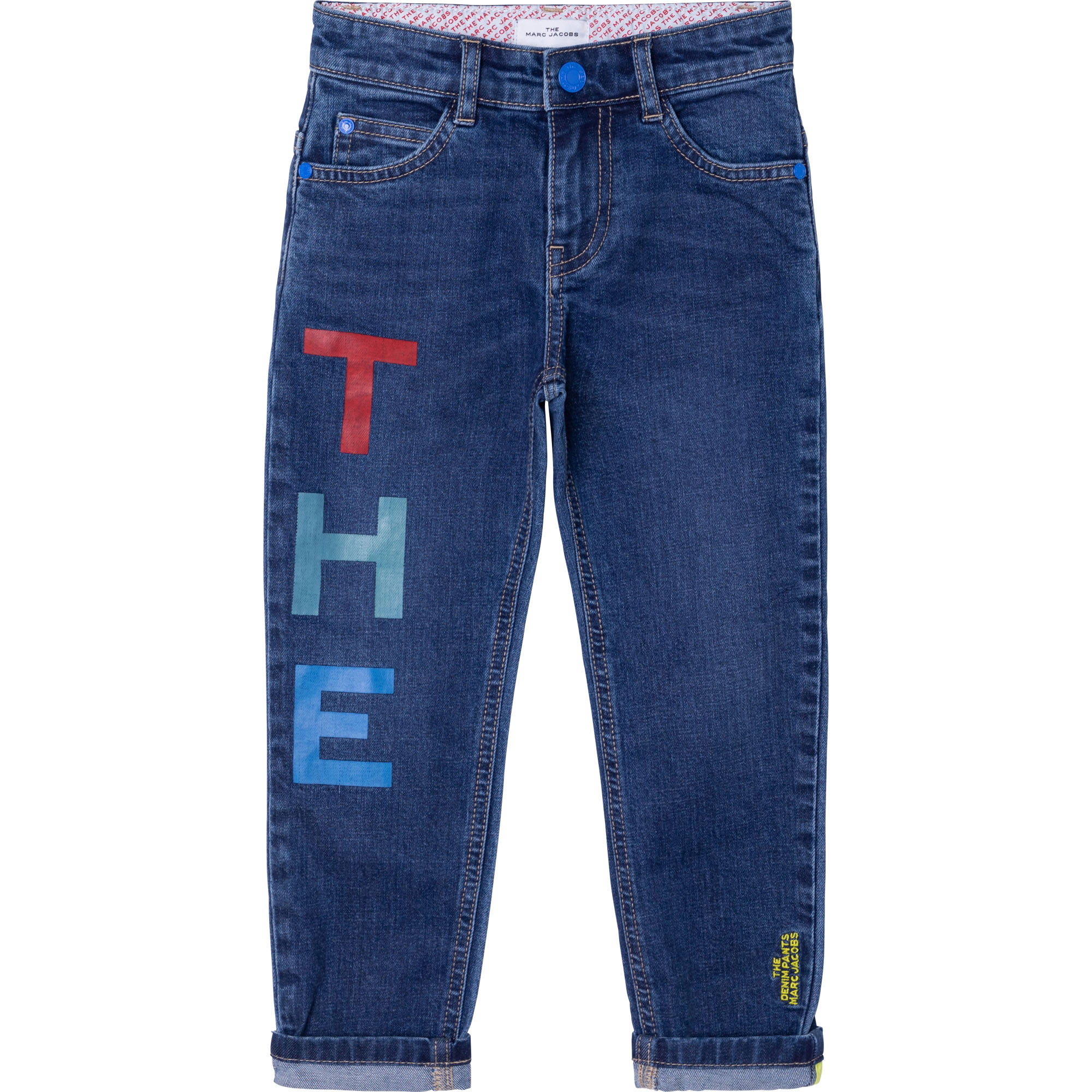 DENIM TROUSERS THE MARC JACOBS for BOY