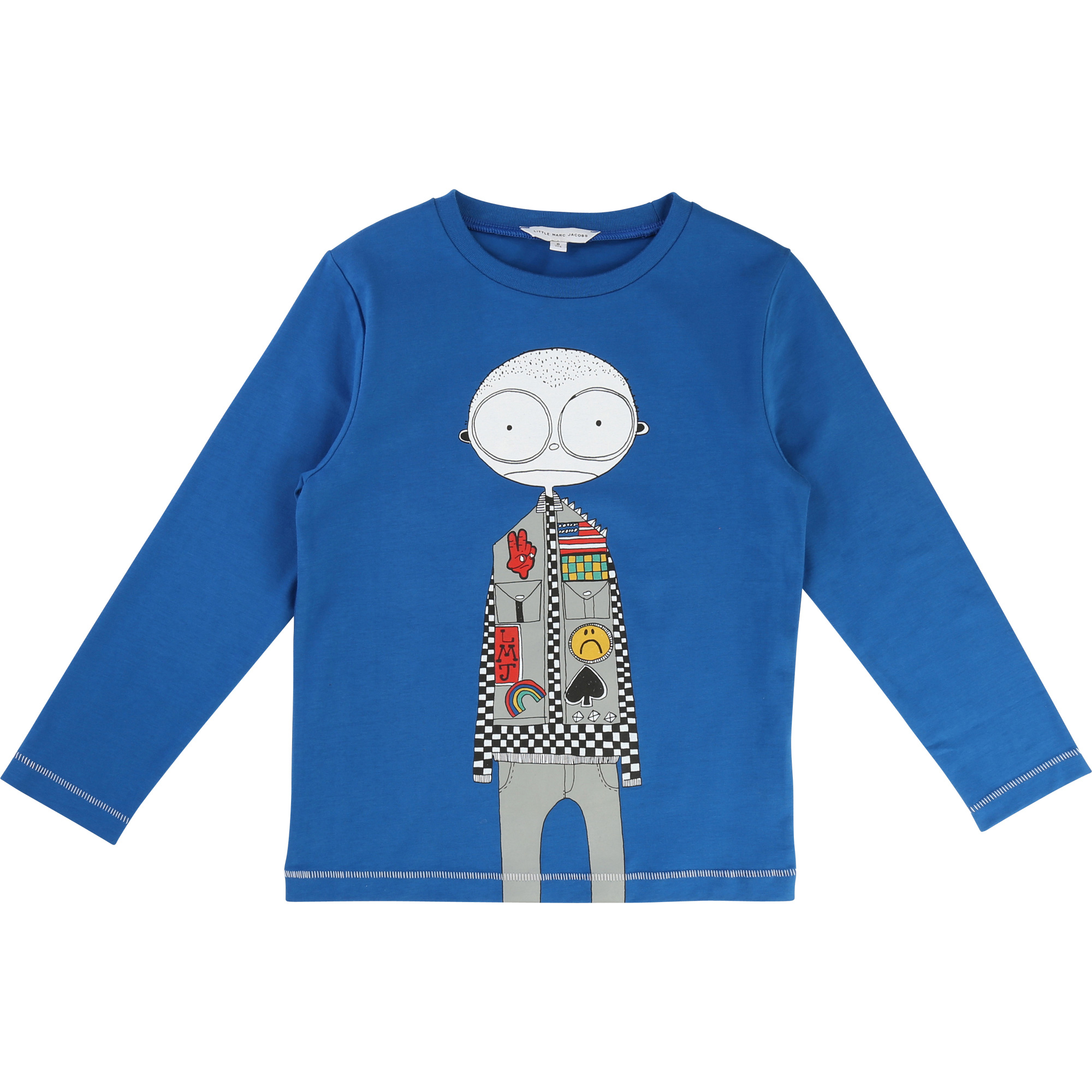 CAMISETA M.L. LITTLE MARC JACOBS para NIÑO