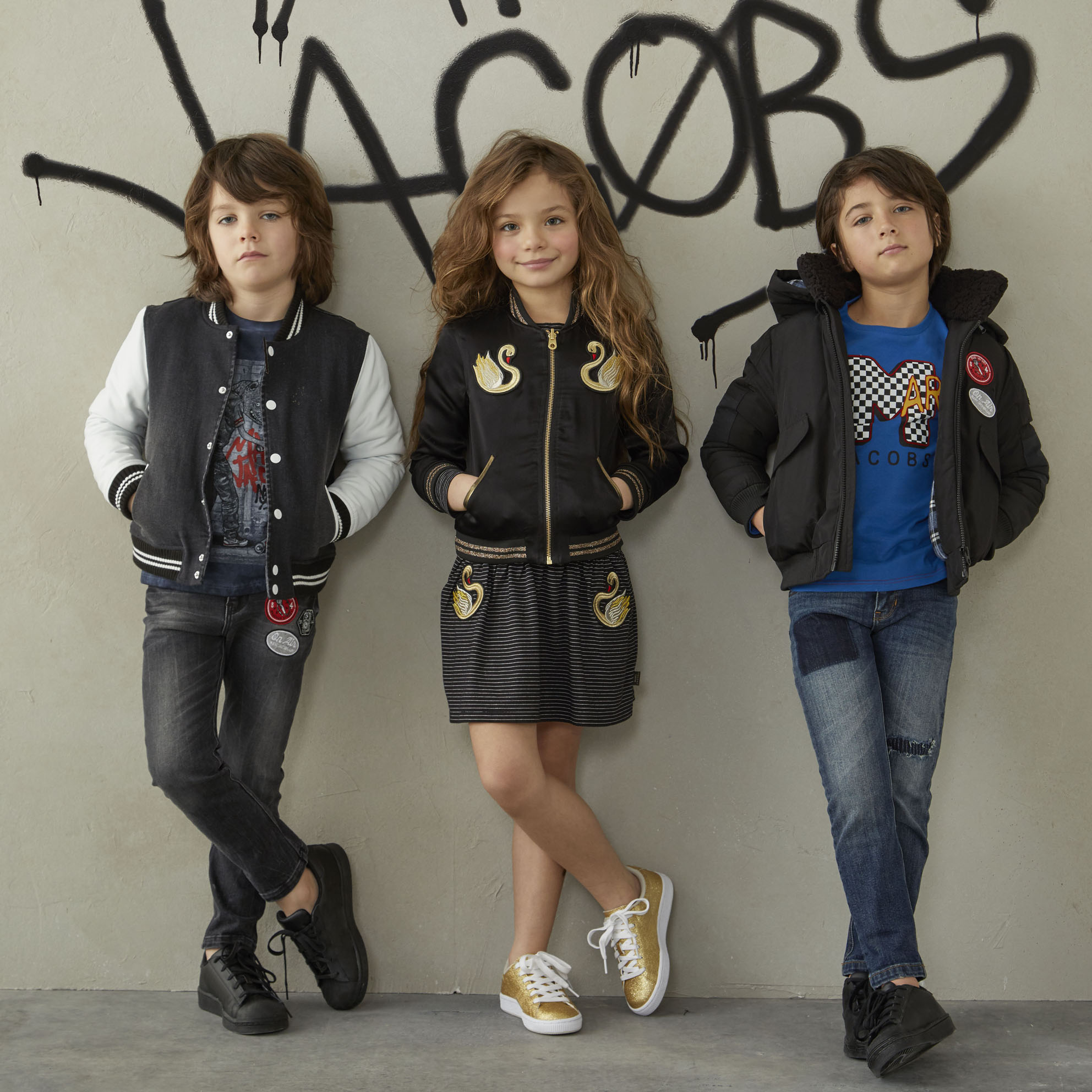 LONG SLEEVE T-SHIRT LITTLE MARC JACOBS for BOY