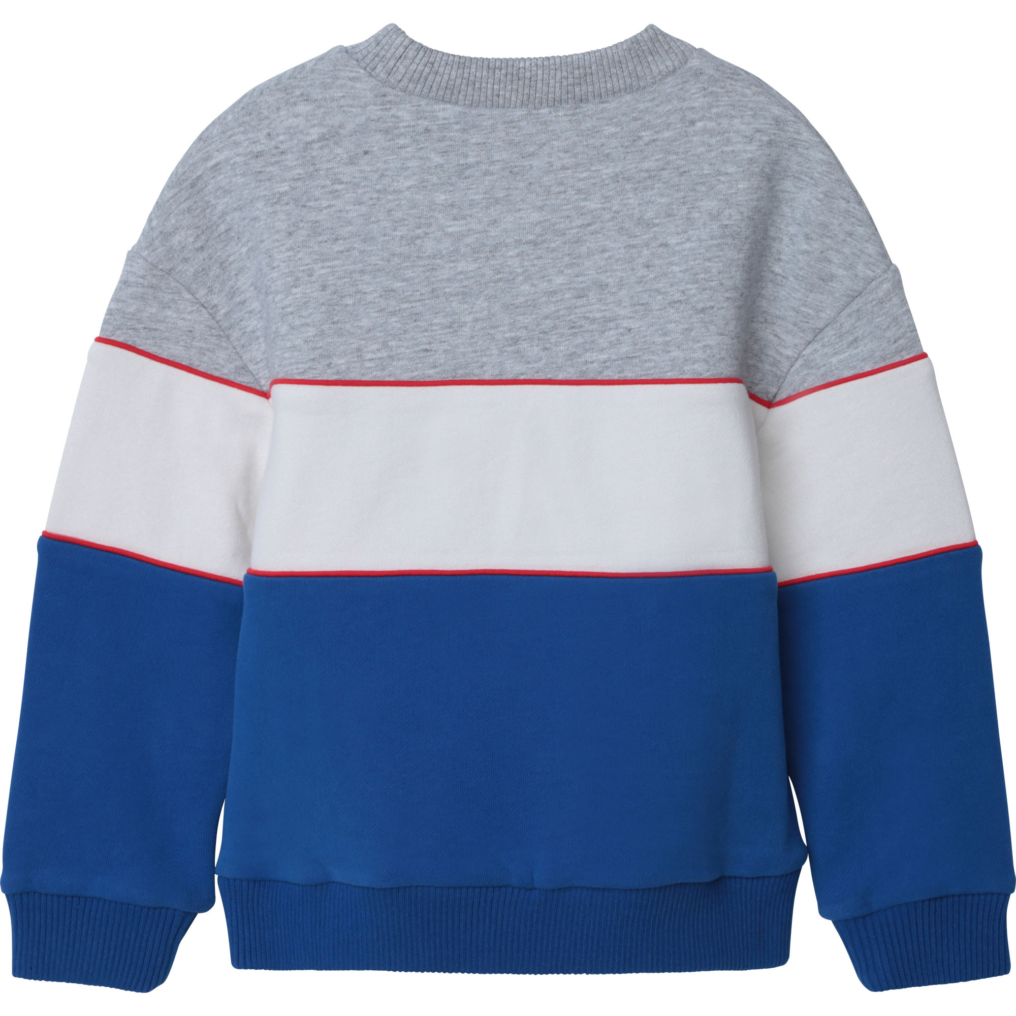 Sweat color block en molleton THE MARC JACOBS pour GARCON