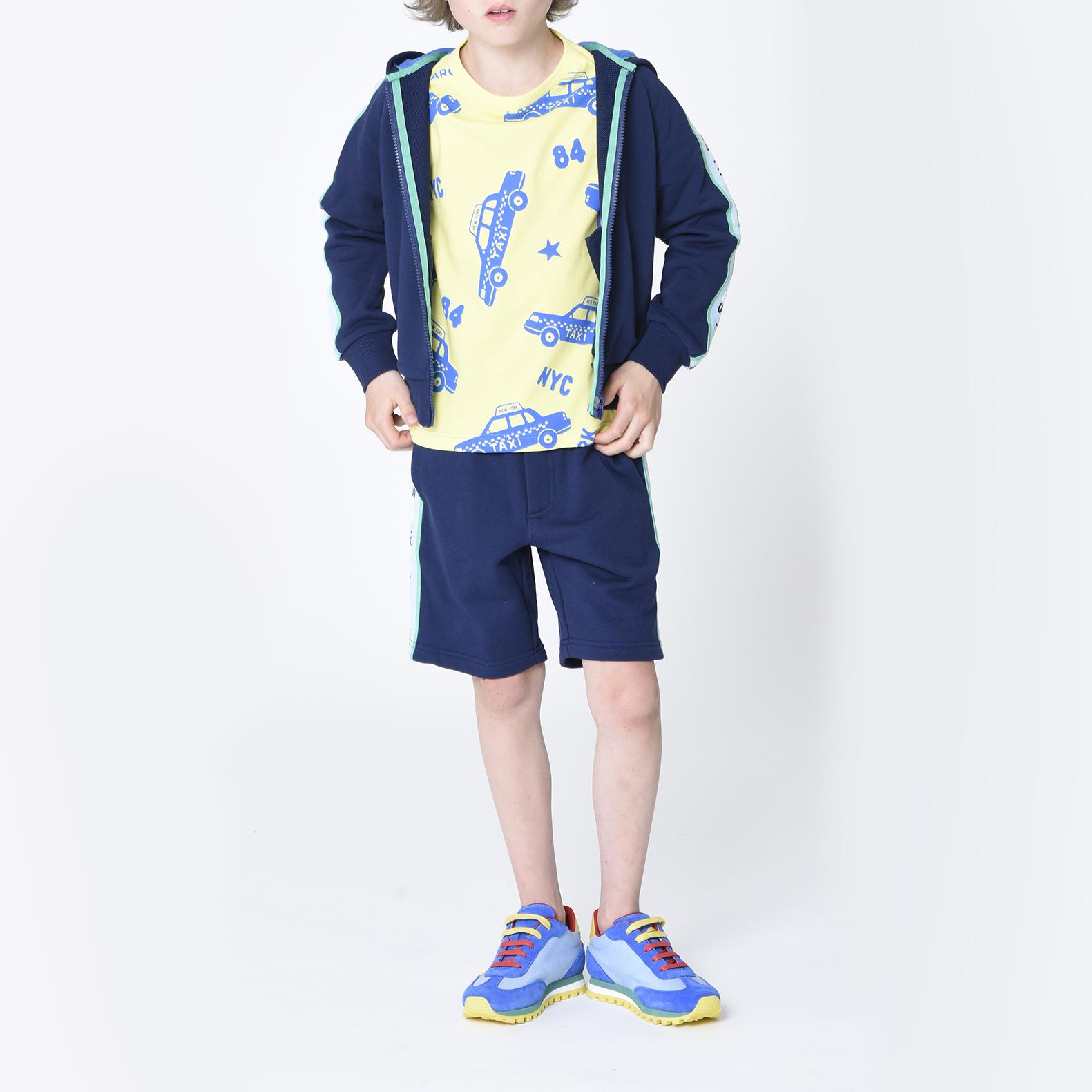 Fleece jogging cardigan THE MARC JACOBS for BOY