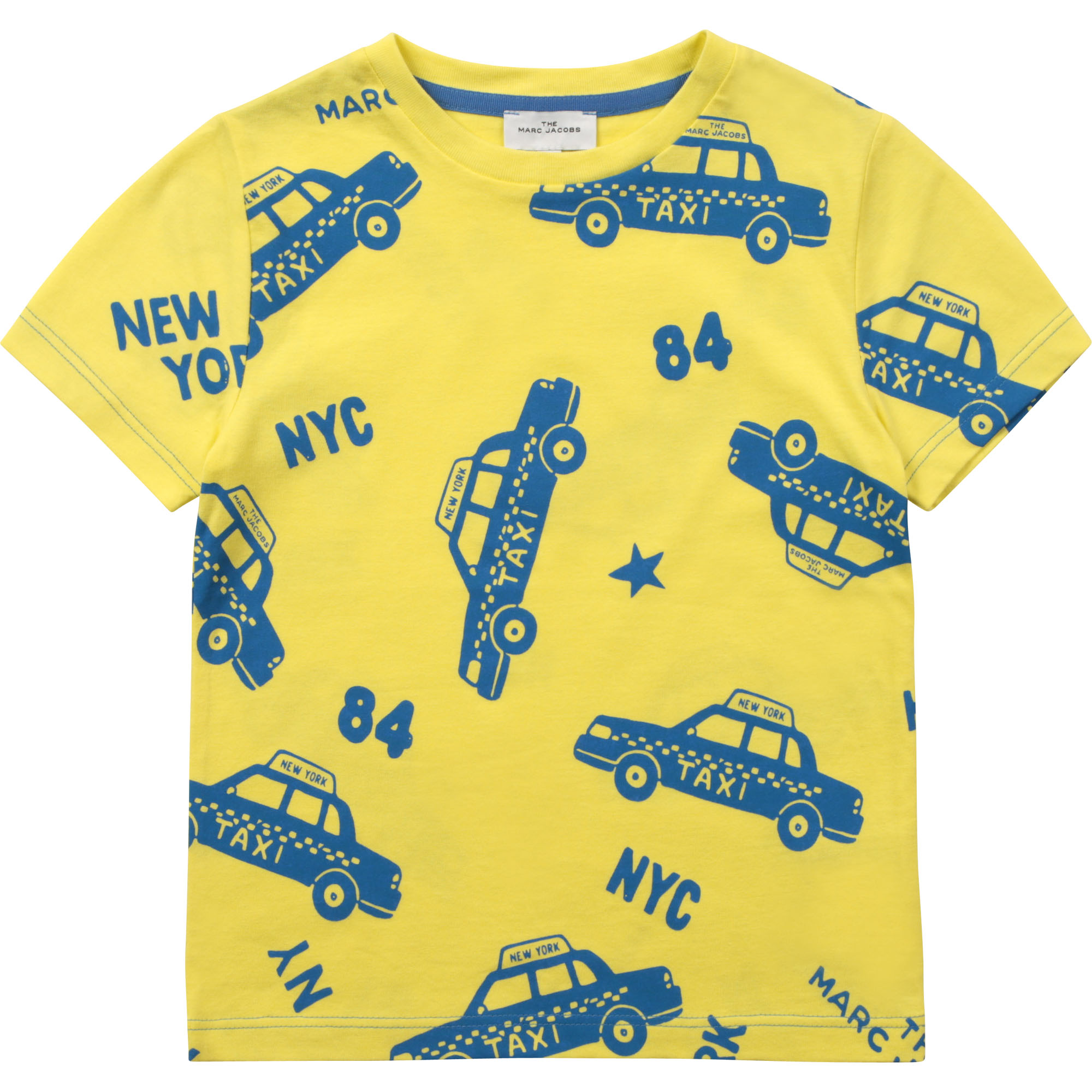 Short-sleeved cotton T-shirt THE MARC JACOBS for BOY