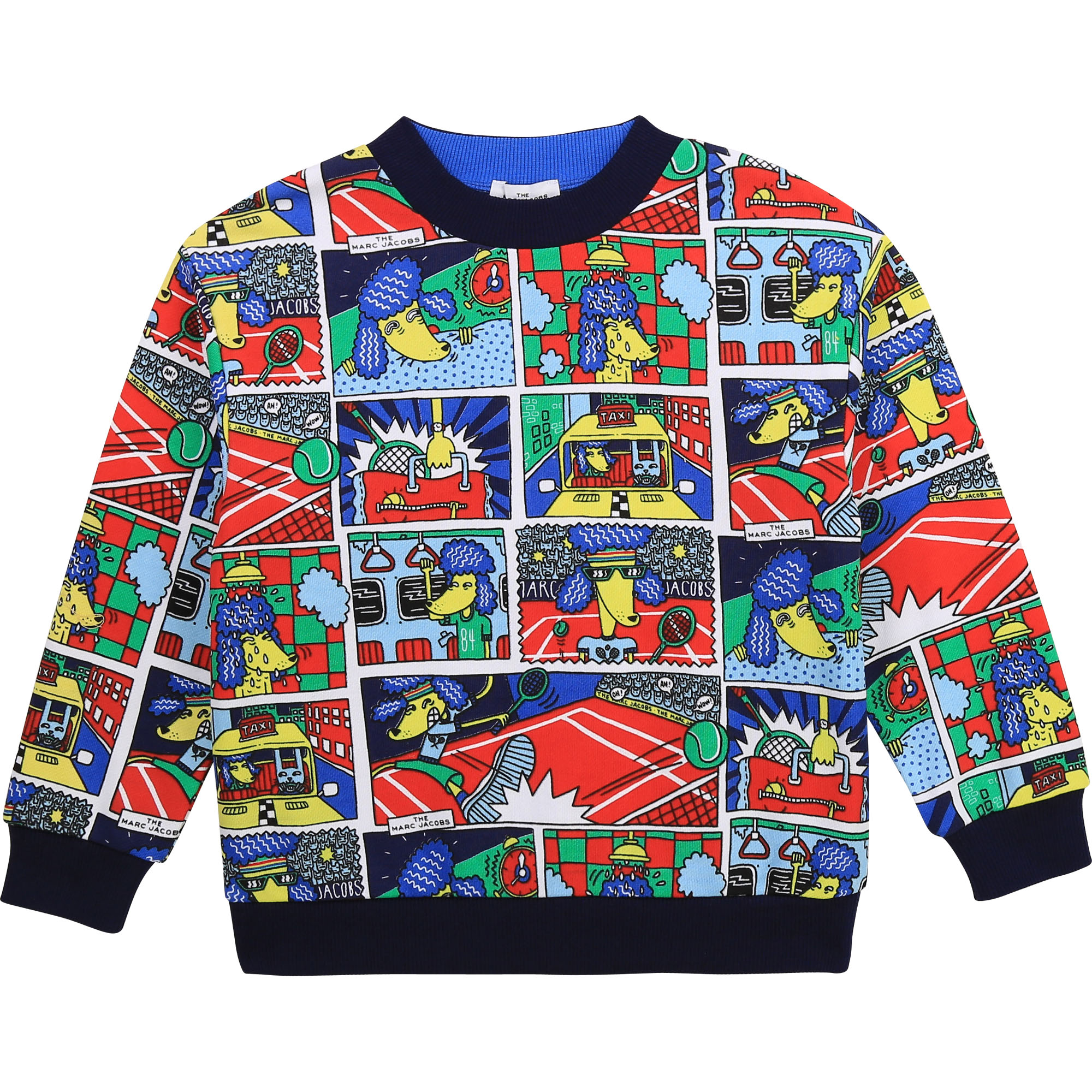 Sweatshirt en molleton THE MARC JACOBS pour GARCON