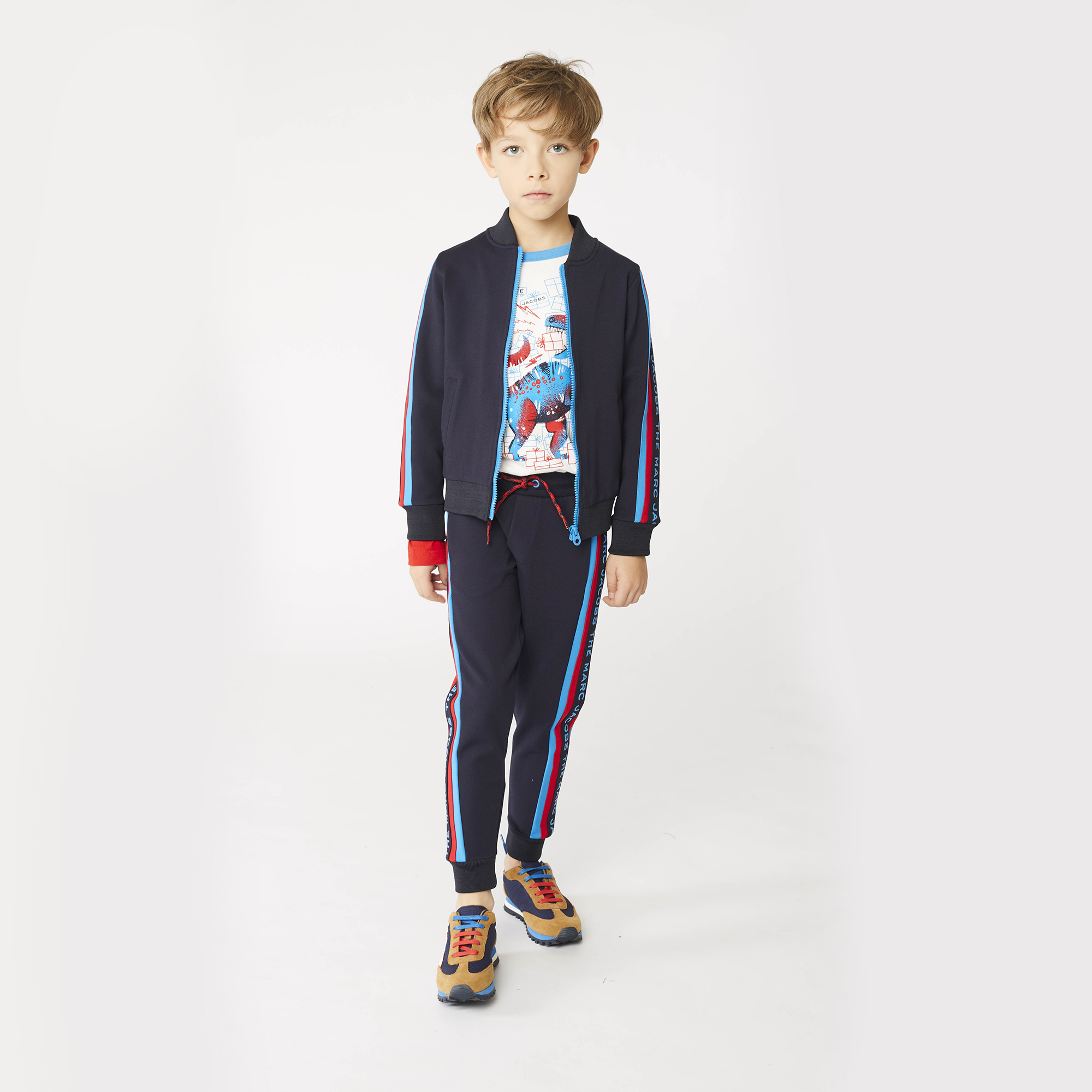 CARDIGAN SUIT THE MARC JACOBS for BOY