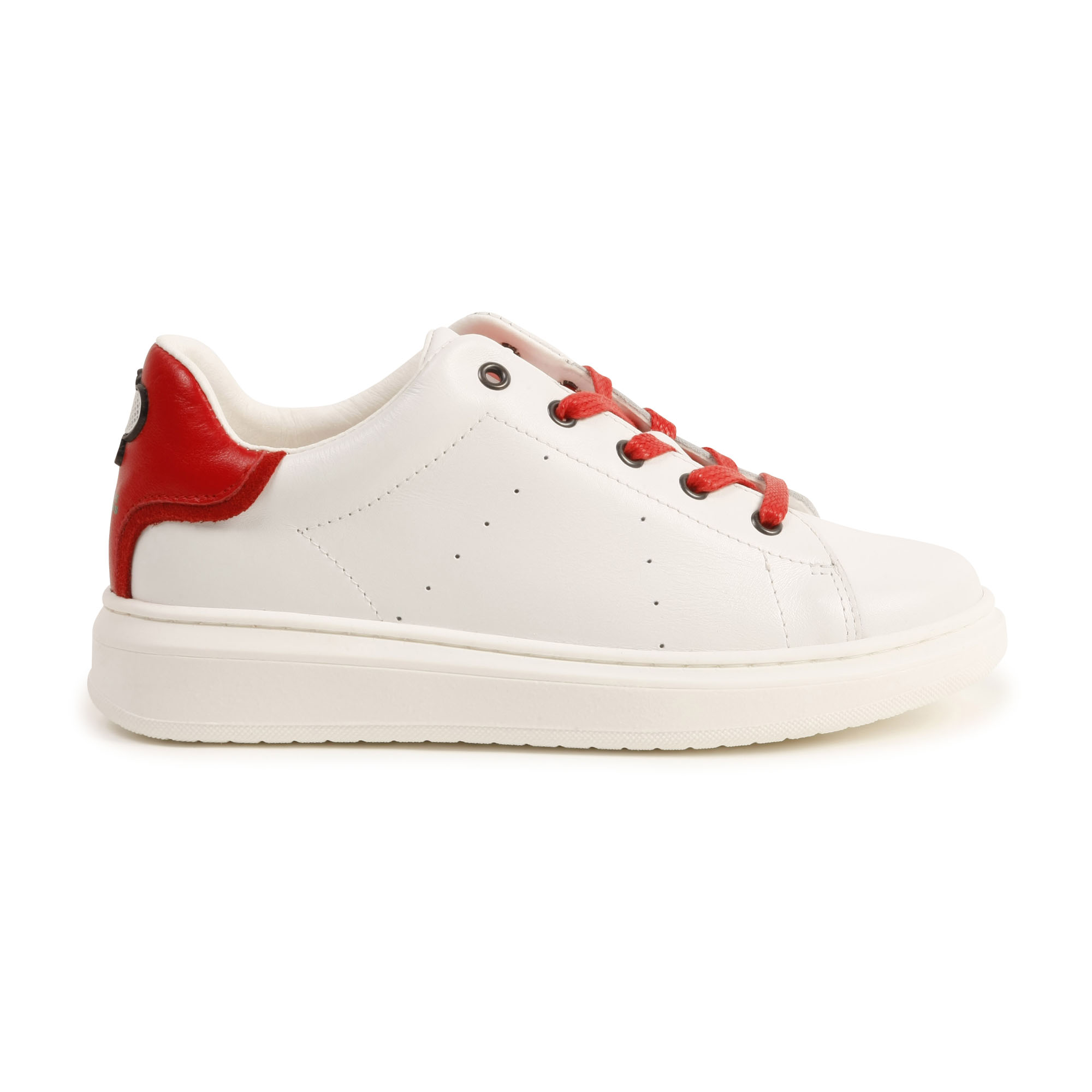 Lace-up leather sneakers THE MARC JACOBS for BOY