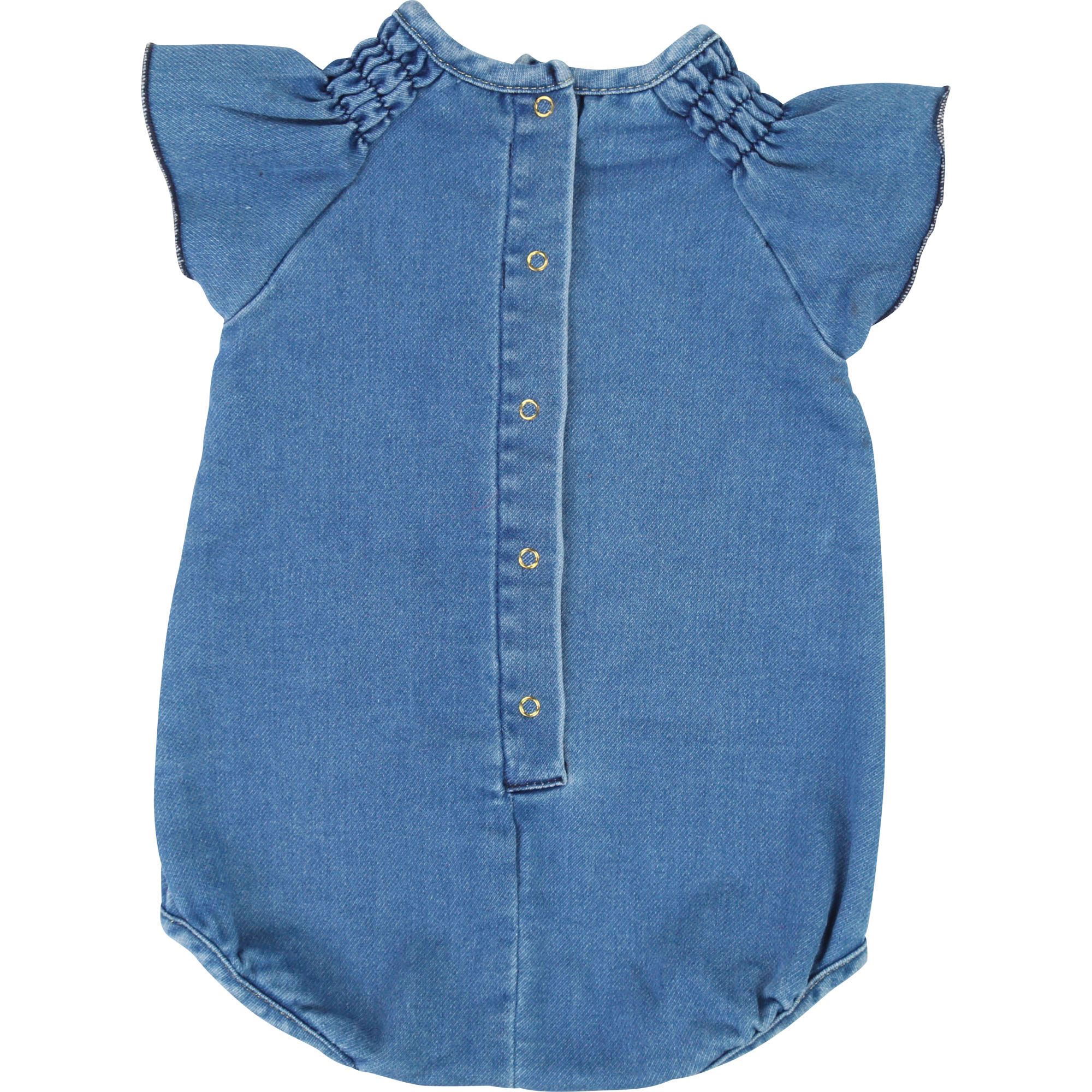 Combi-bloomer molleton denim THE MARC JACOBS pour UNISEXE