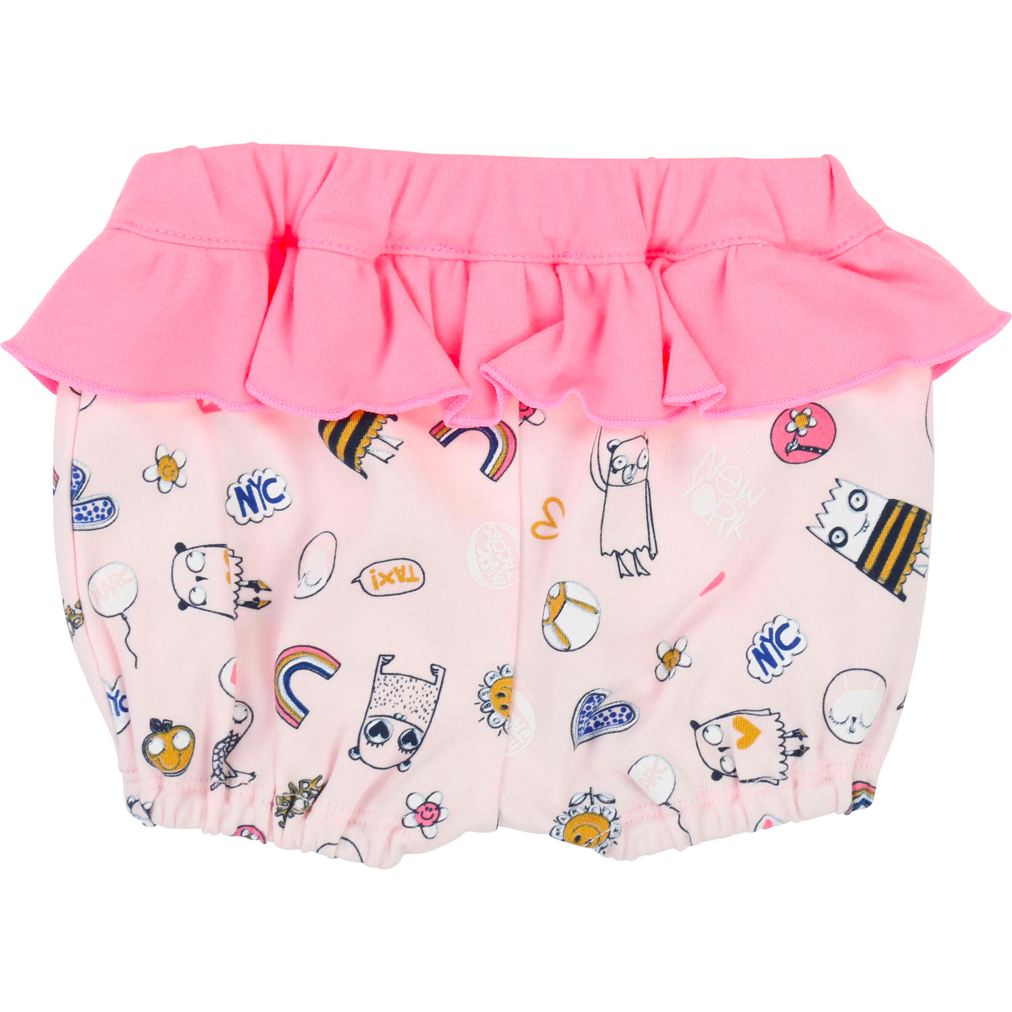 Interlock T-shirt and bloomers THE MARC JACOBS for UNISEX