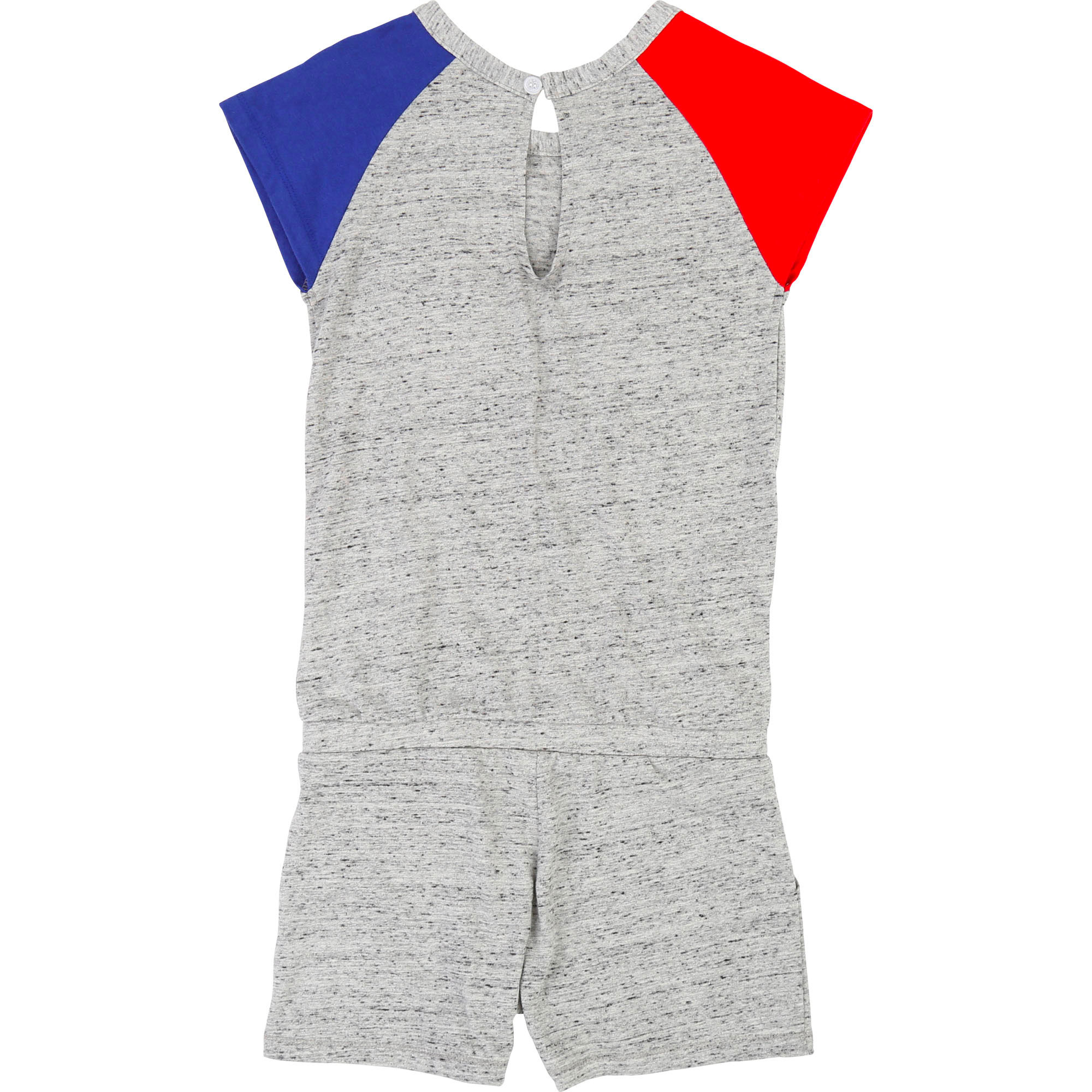 Playsuit with message ZADIG & VOLTAIRE for GIRL