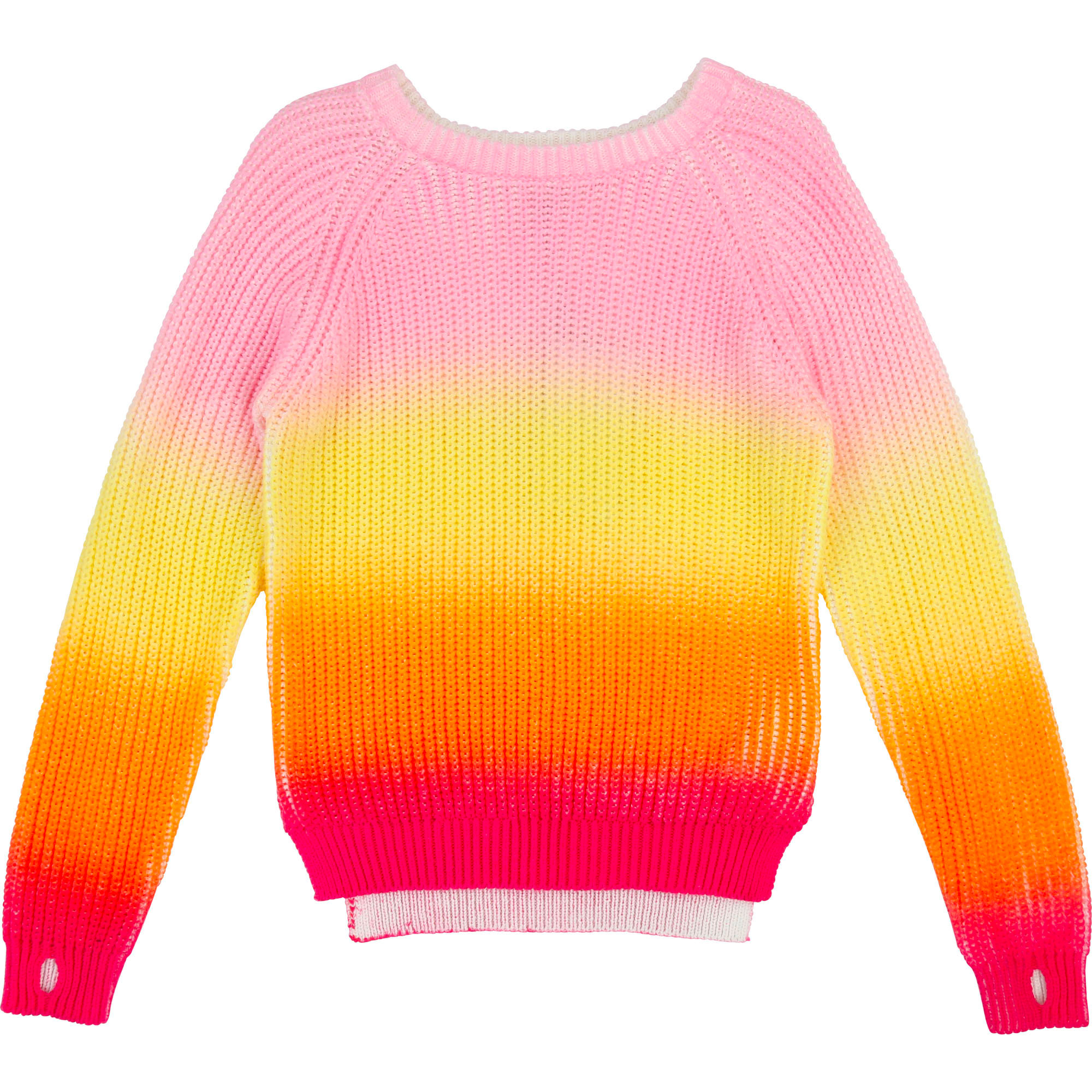 Pull coton tie and dye ZADIG & VOLTAIRE pour FILLE