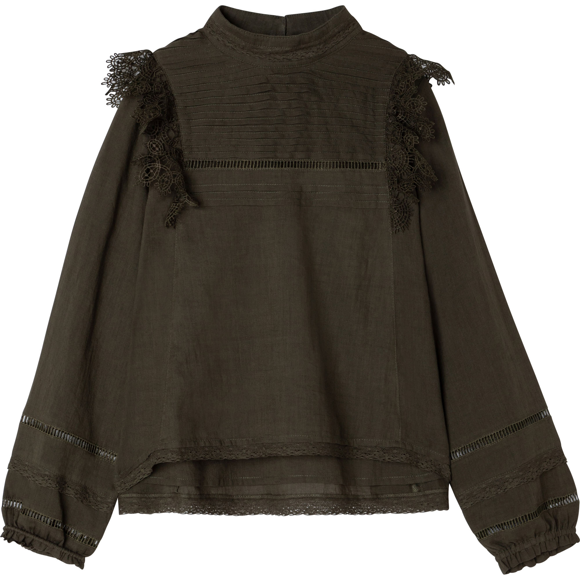 BLOUSE LONG SLEEVES ZADIG & VOLTAIRE for GIRL